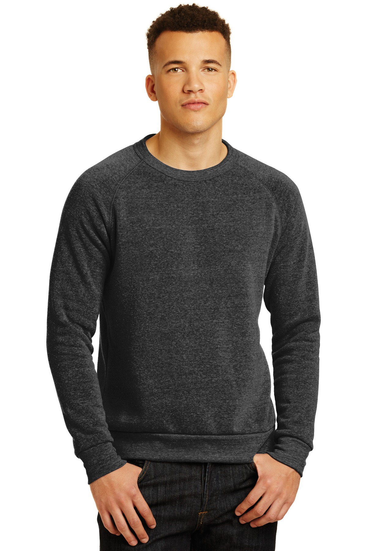 Alternative Champ Eco ™ -Fleece Sweatshirt. AA9575 - Eco Black