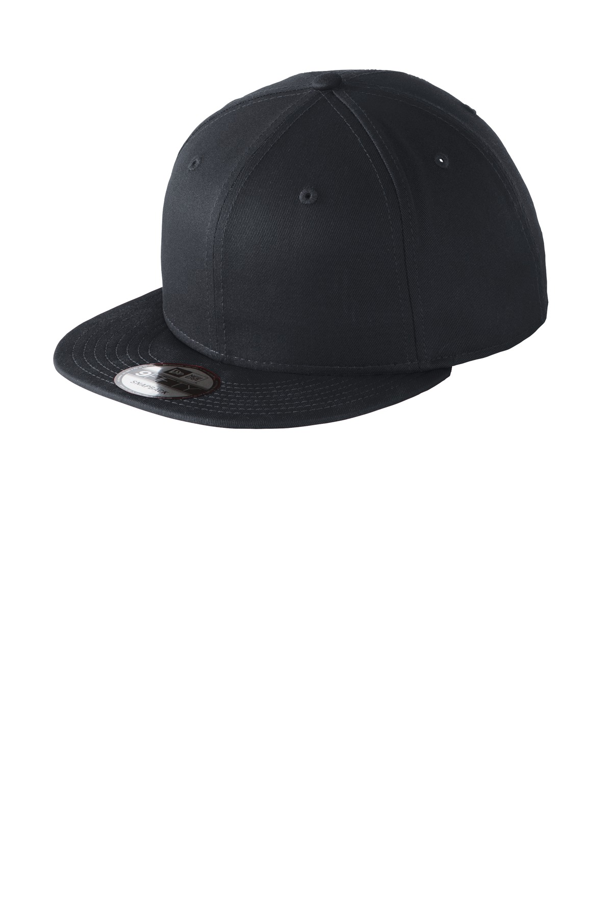 New Era ®  - Flat Bill Snapback Cap. NE400 - Dark Navy