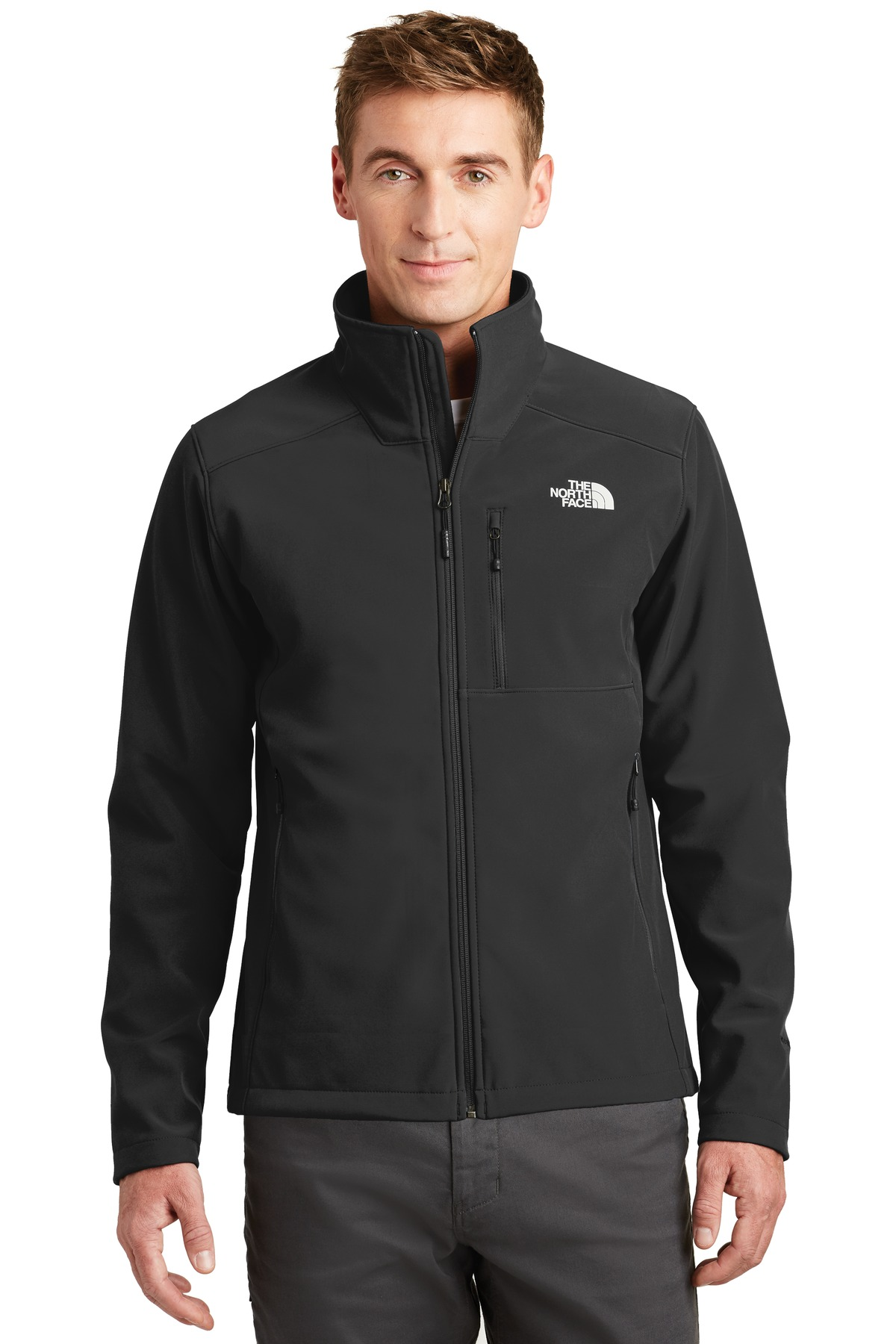 The North Face  ®  Apex Barrier Soft Shell Jacket. NF0A3LGT - TNF Black