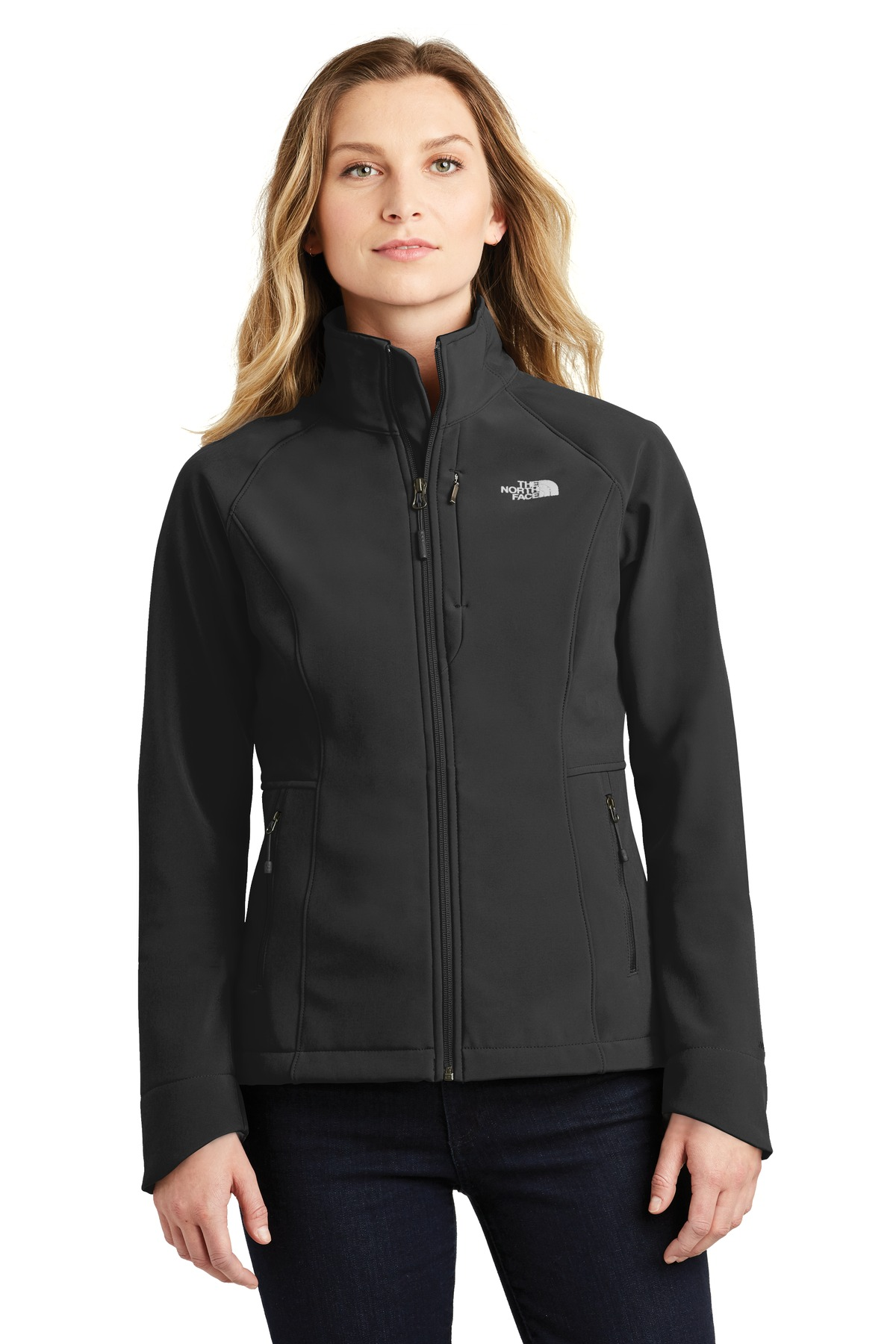 The North Face  ®  Ladies Apex Barrier Soft Shell Jacket. NF0A3LGU - TNF Black
