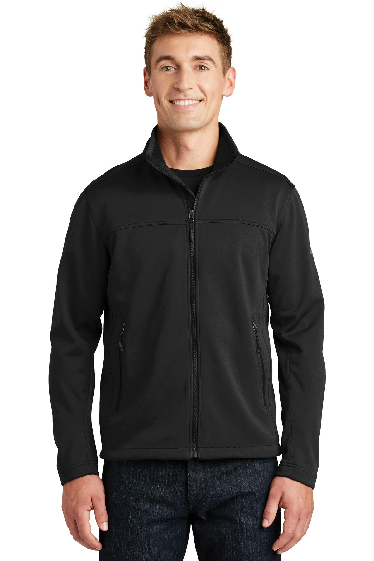 The North Face  ®  Ridgeline Soft Shell Jacket. NF0A3LGX - TNF Black