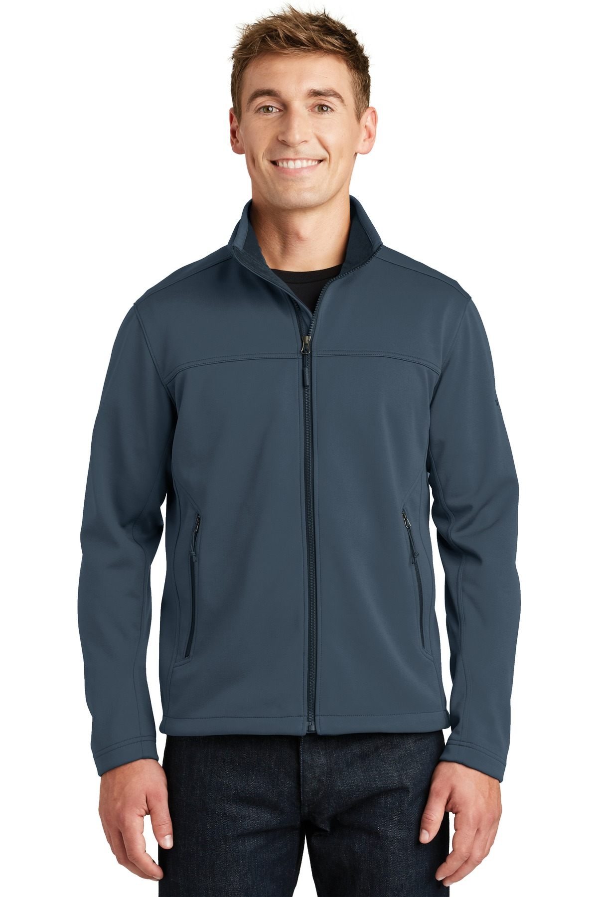 The North Face  ®  Ridgewall Soft Shell Jacket. NF0A3LGX - Shady Blue
