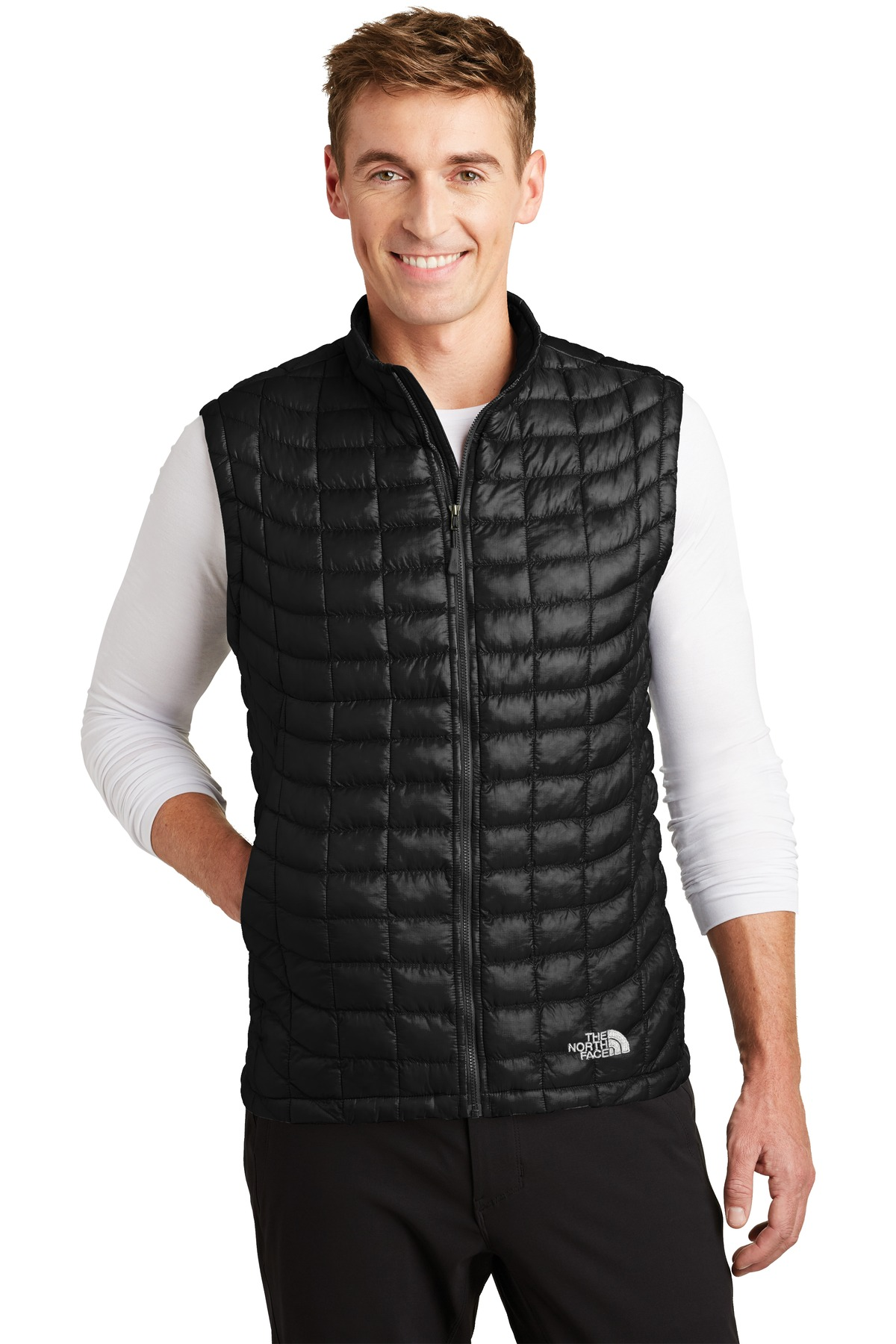 The North Face  ®  ThermoBall  ™   Trekker Vest. NF0A3LHD - TNF Black