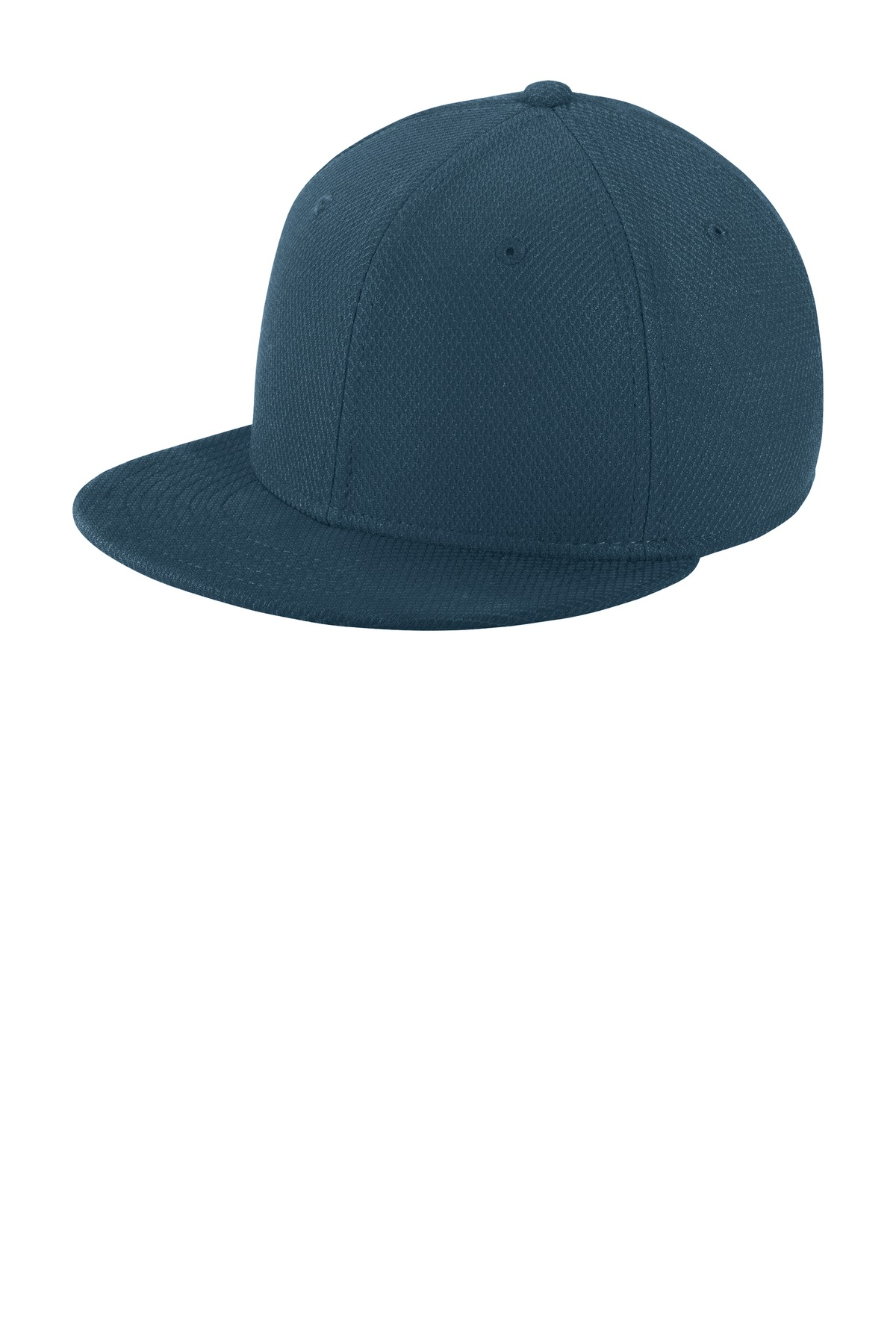 New Era  ®  Youth Original Fit Diamond Era Flat Bill Snapback Cap. NE304 - Deep Navy