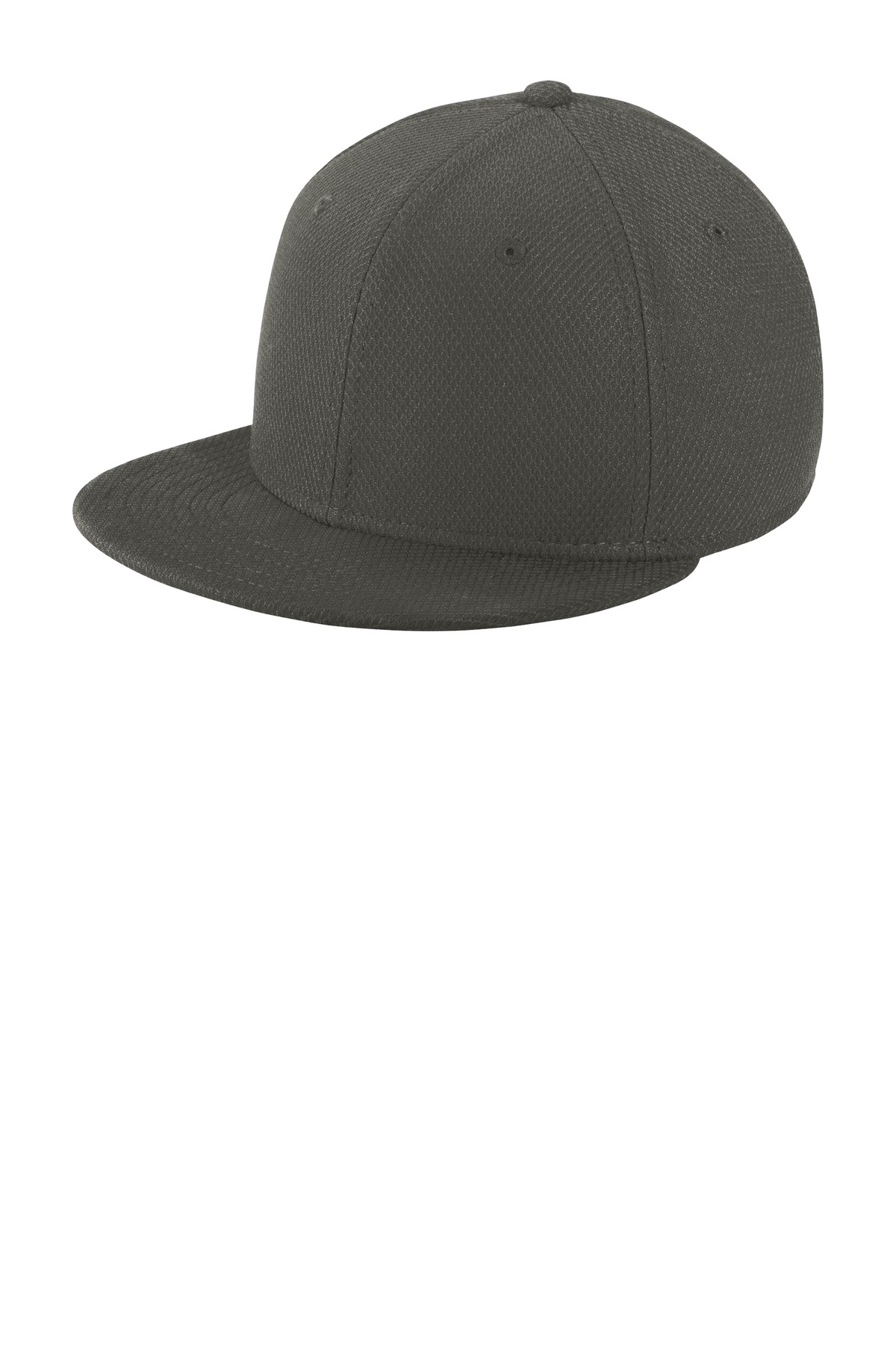 New Era  ®  Youth Original Fit Diamond Era Flat Bill Snapback Cap. NE304 - Graphite
