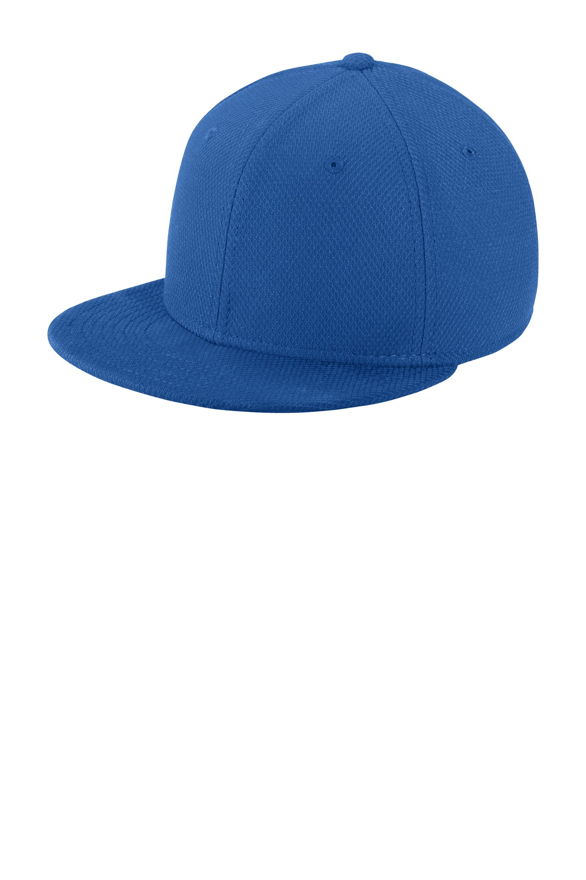 New Era  ®  Youth Original Fit Diamond Era Flat Bill Snapback Cap. NE304 - Royal