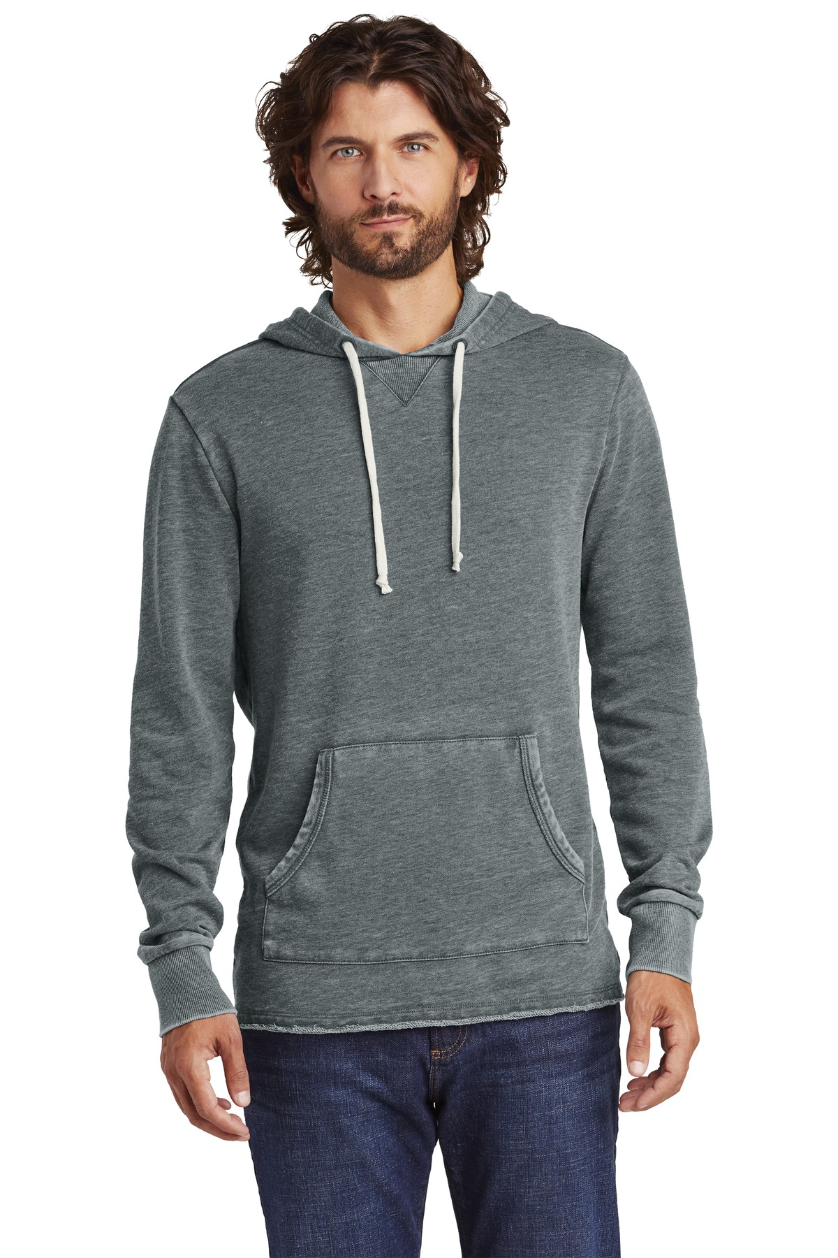 Alternative Burnout Schoolyard Hoodie. AA8629 - Washed Black