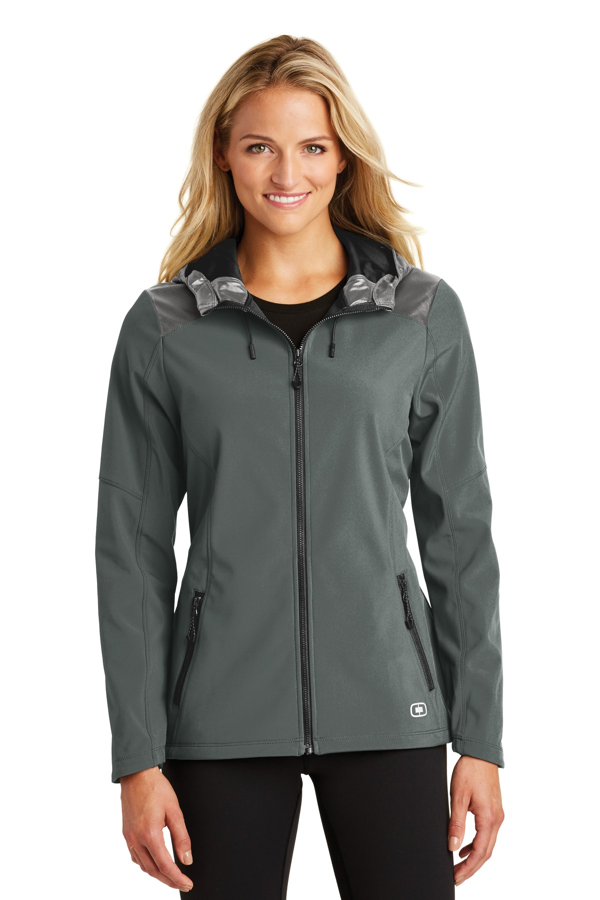 OGIO ENDURANCE Ladies Liquid Jacket. LOE723