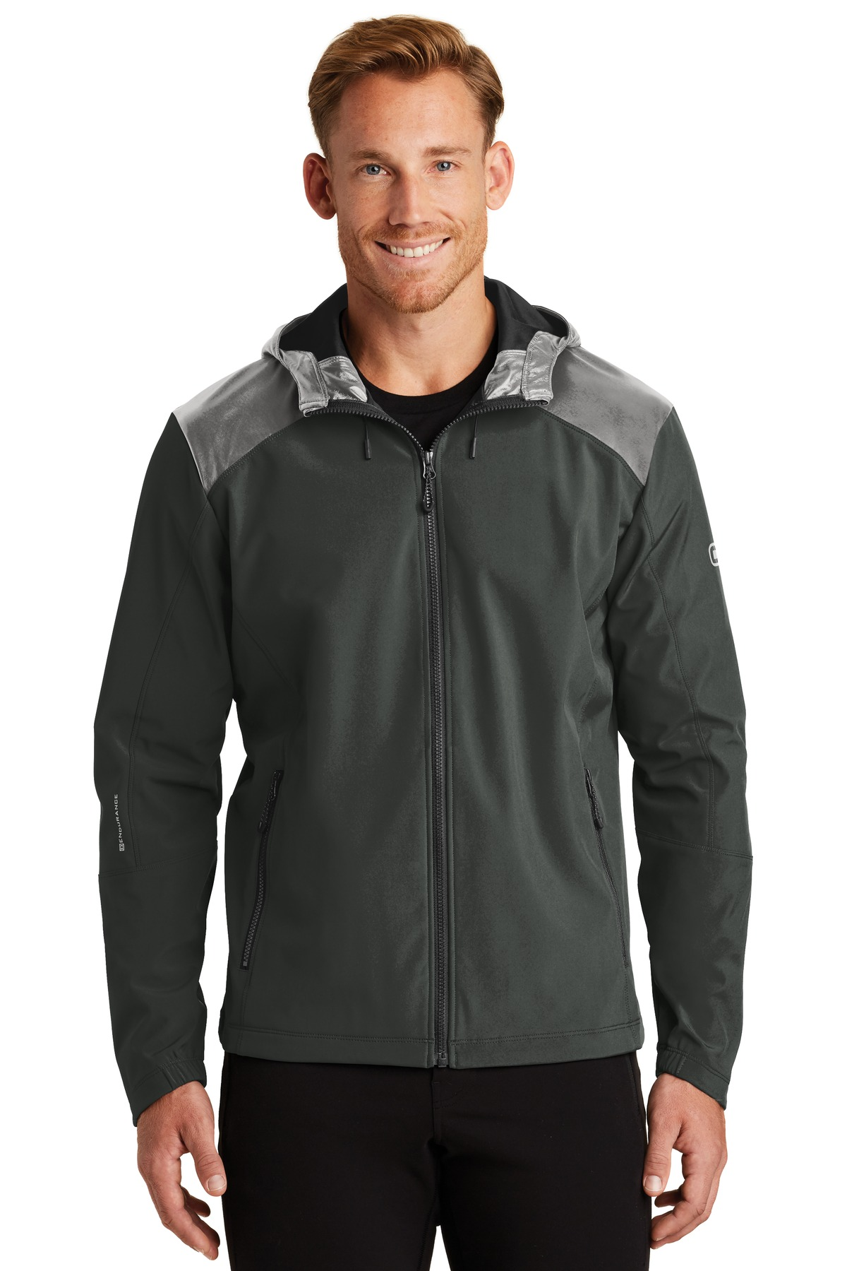 OGIO ®  ENDURANCE Liquid Jacket. OE723 - Blacktop