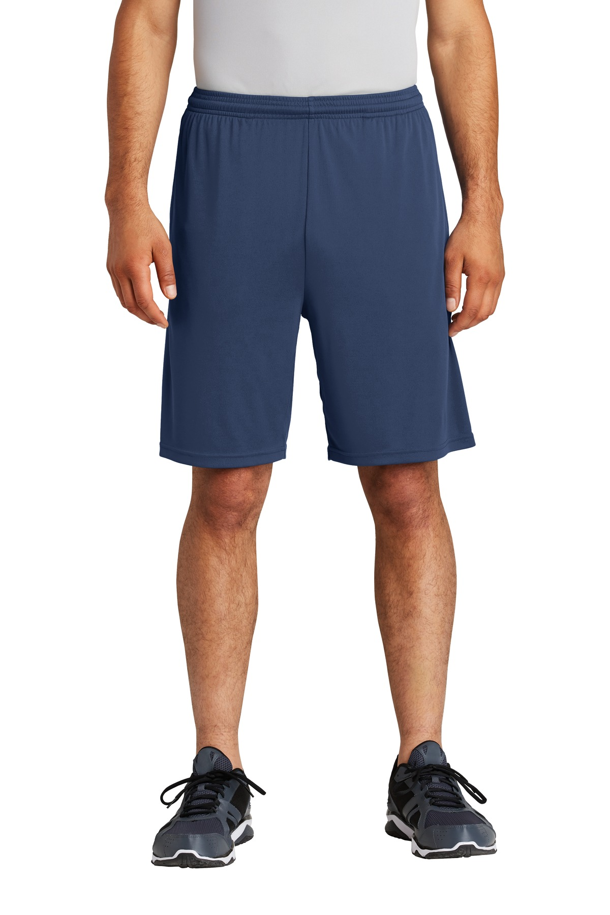 Sport-Tek  ®  PosiCharge  ®  Competitor  ™  Pocketed Short. ST355P - True Navy