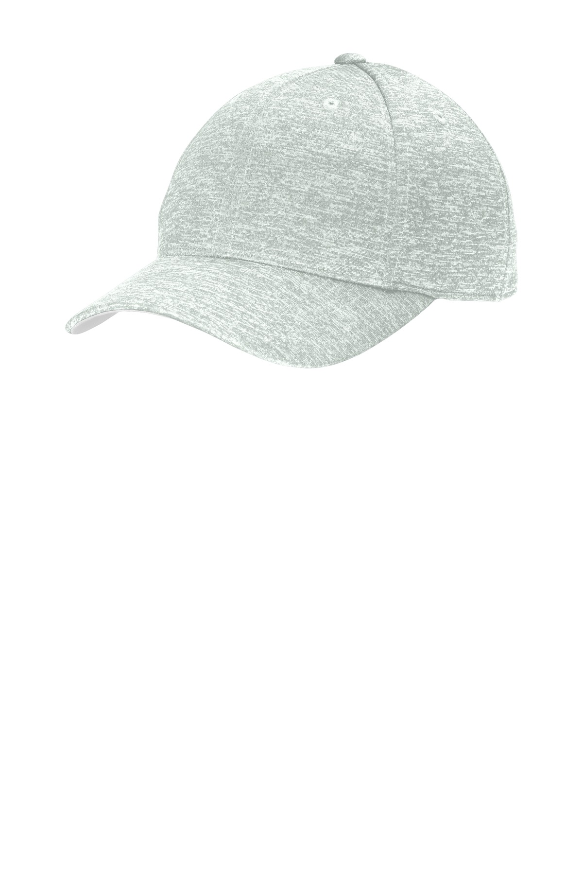 Sport-Tek ®  PosiCharge ®  Electric Heather Cap. STC34 - Silver Electric