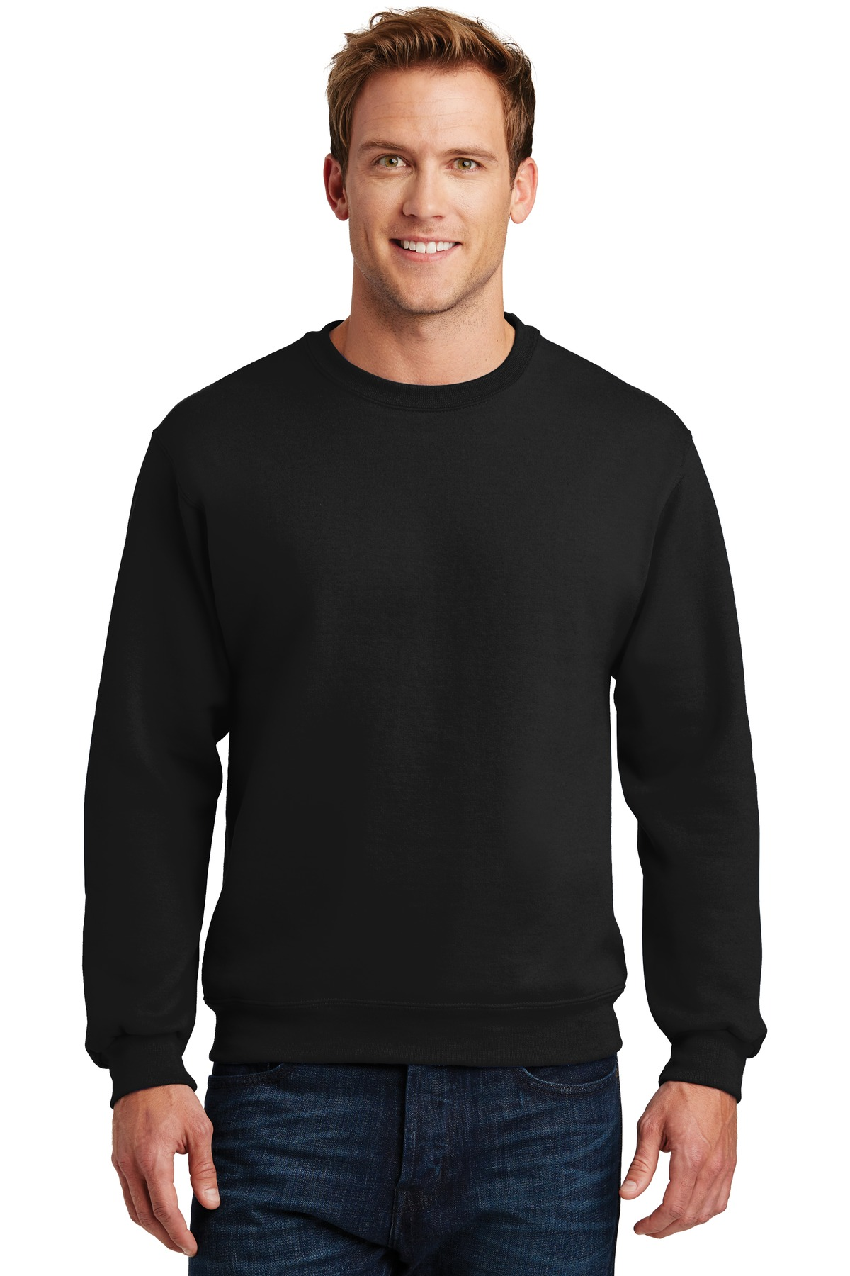 JERZEES SUPER SWEATS NuBlend - Crewneck Sweatshirt.  4662M