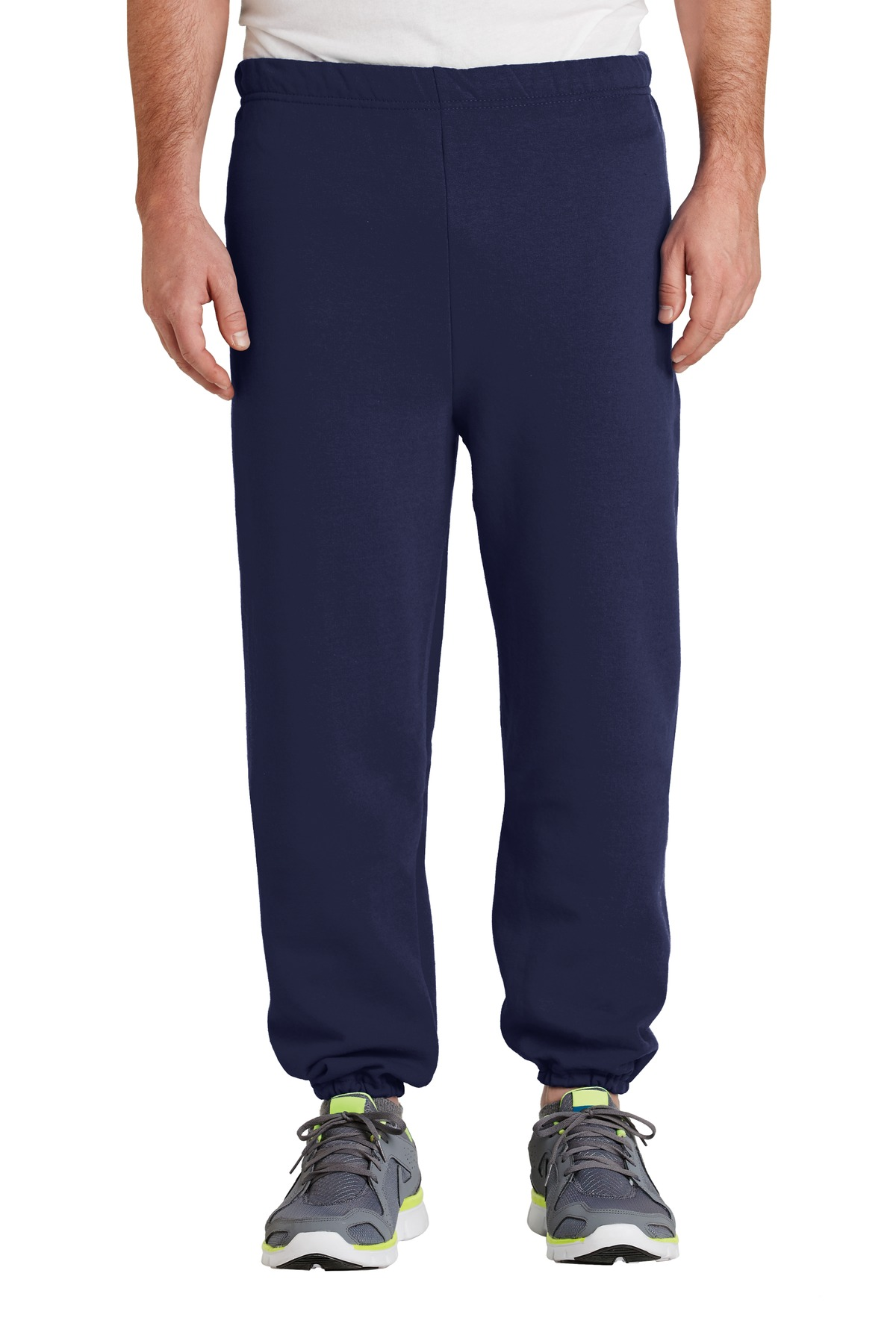 JERZEES ®  - NuBlend ®  Sweatpant.  973M - Navy