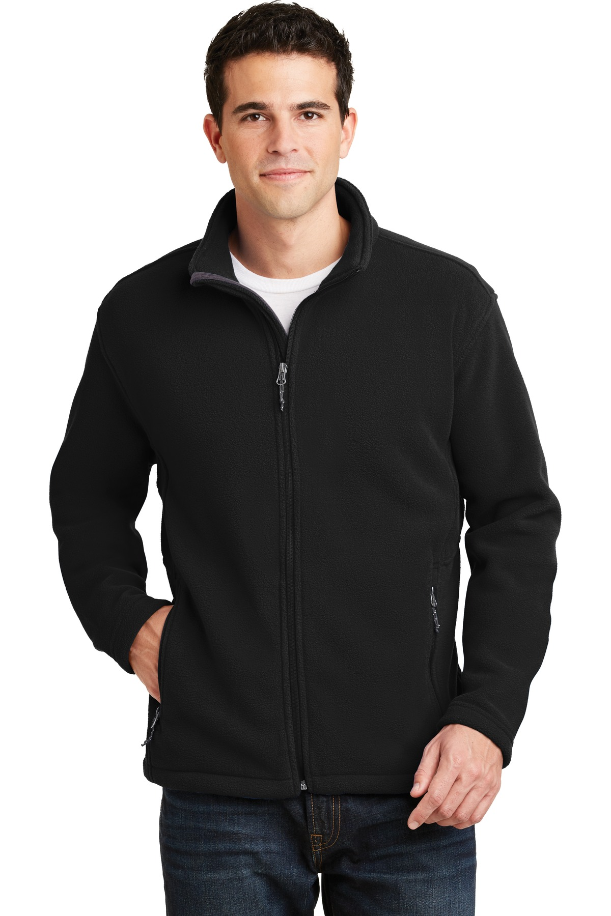 Port Authority ®  Value Fleece Jacket. F217 - Black