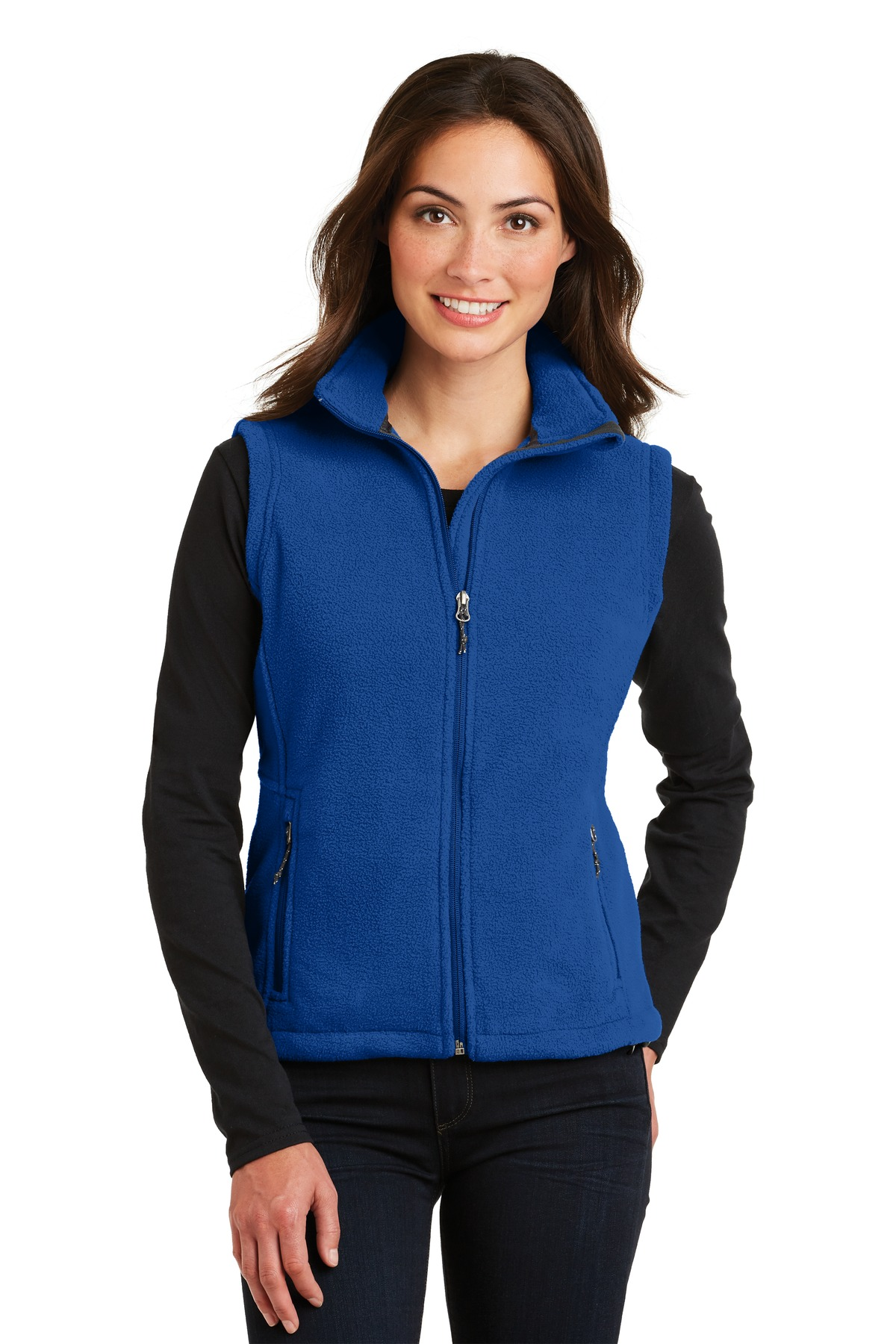 Port Authority Ladies Value Fleece Vest. L219