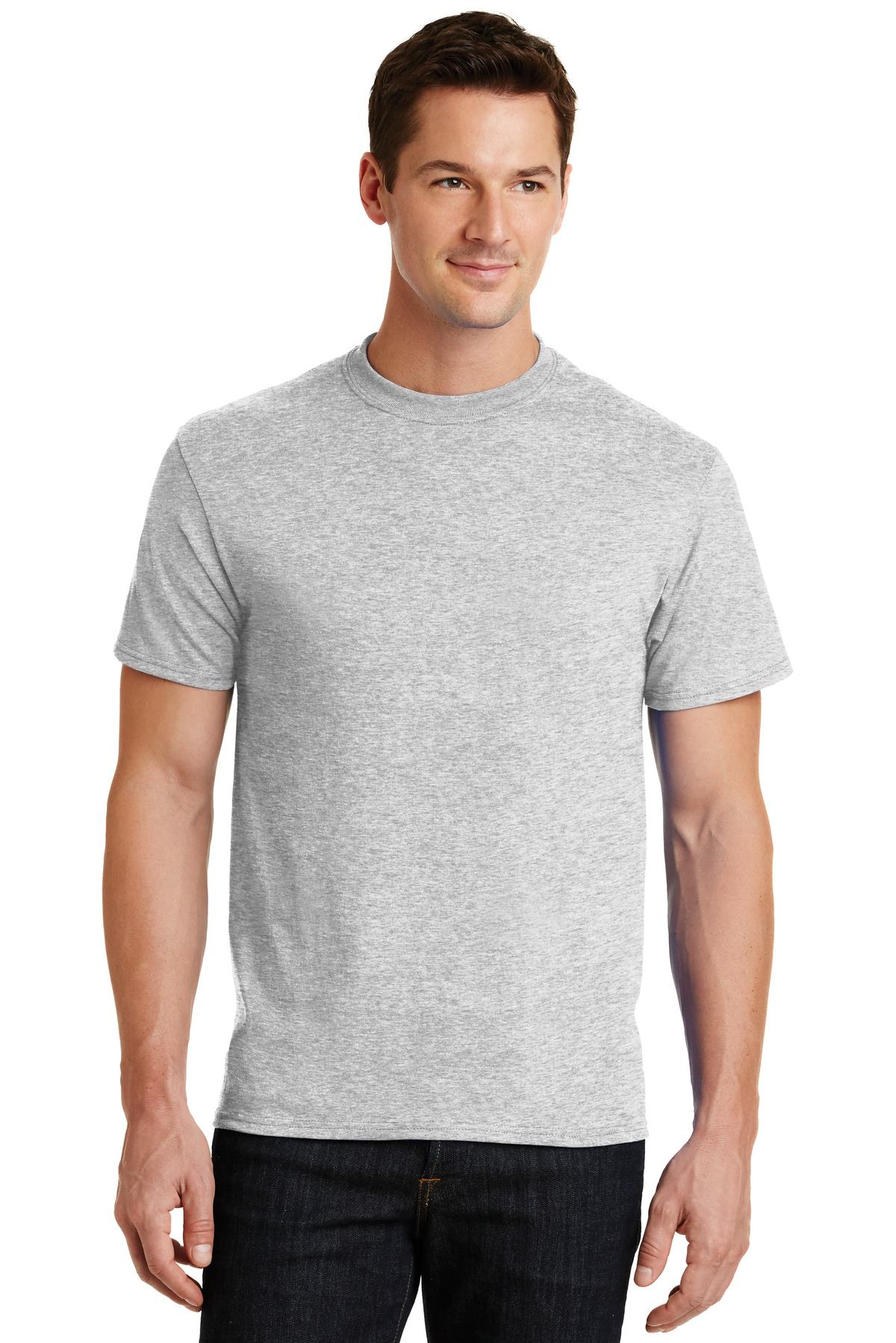 Port & Company ®  - Core Blend Tee.  PC55 - Ash