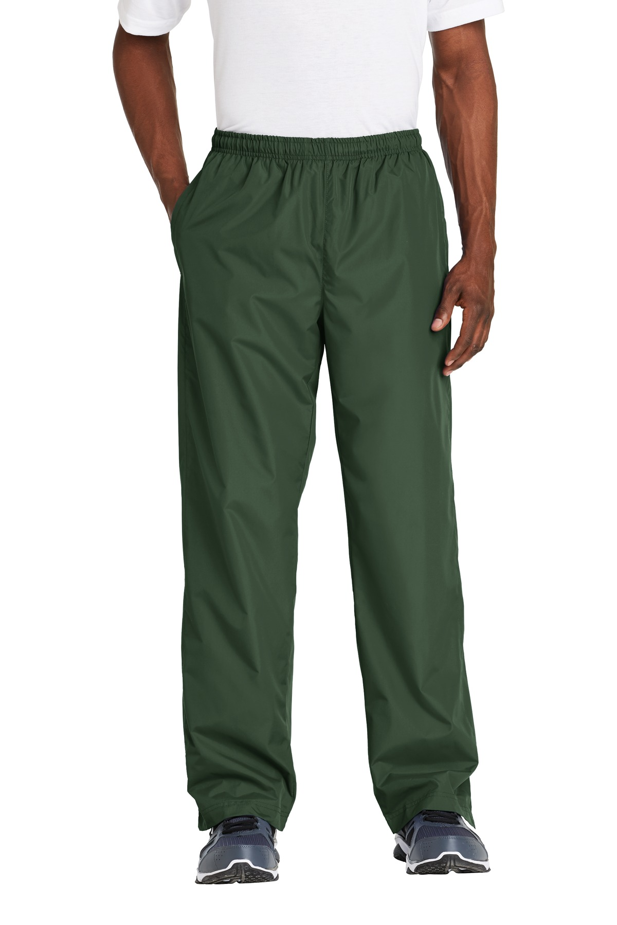 Sport-Tek ®  Wind Pant. PST74 - Forest Green