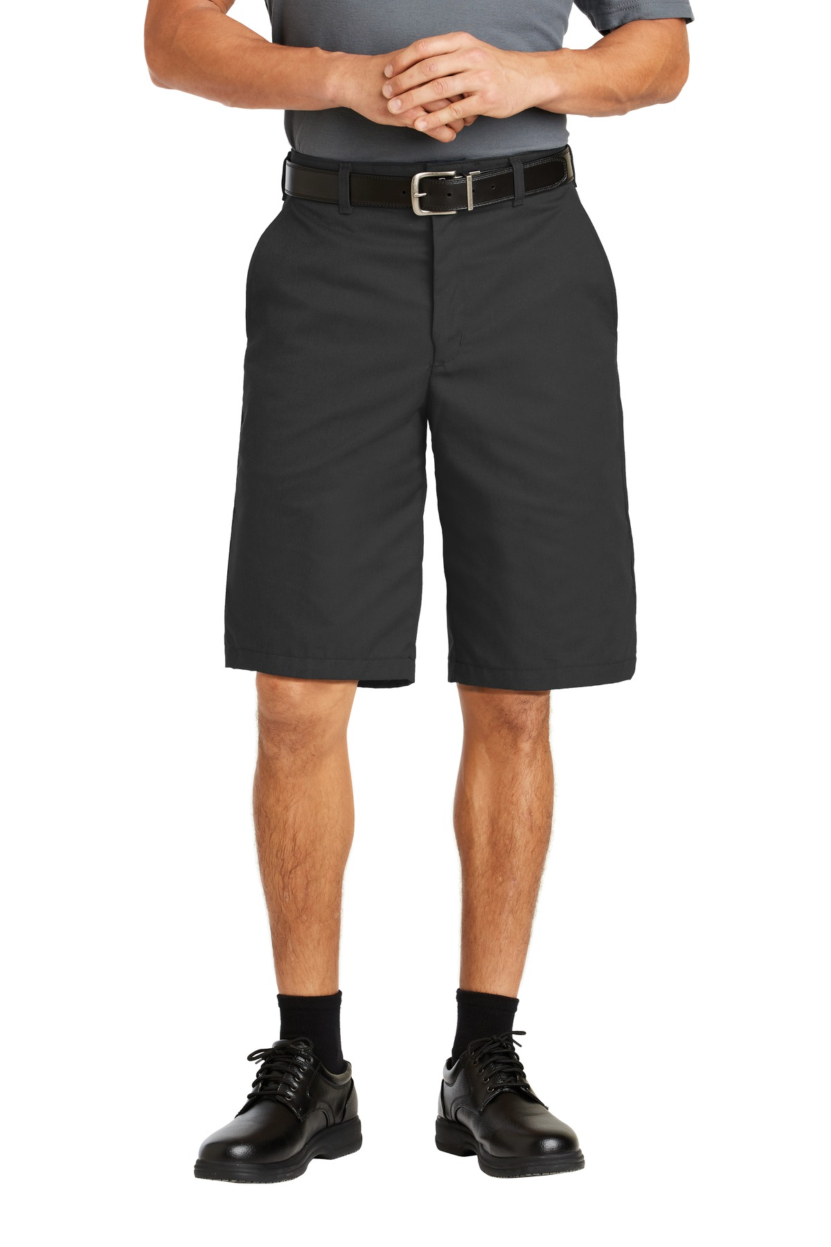 Red Kap ®  Industrial Work Short. PT26 - Charcoal