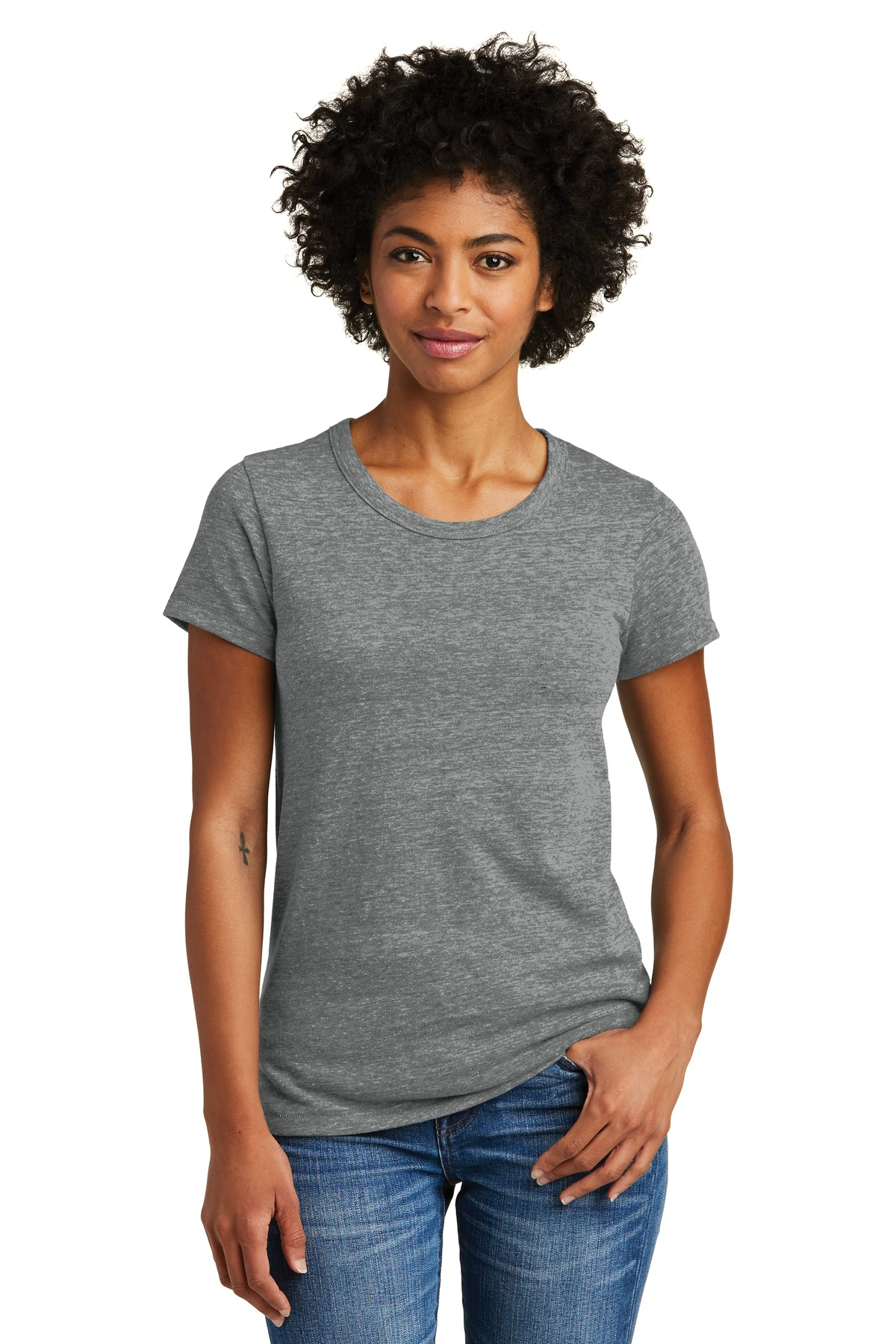 Alternative Women''s Eco-Jersey Ideal Tee.AA1940