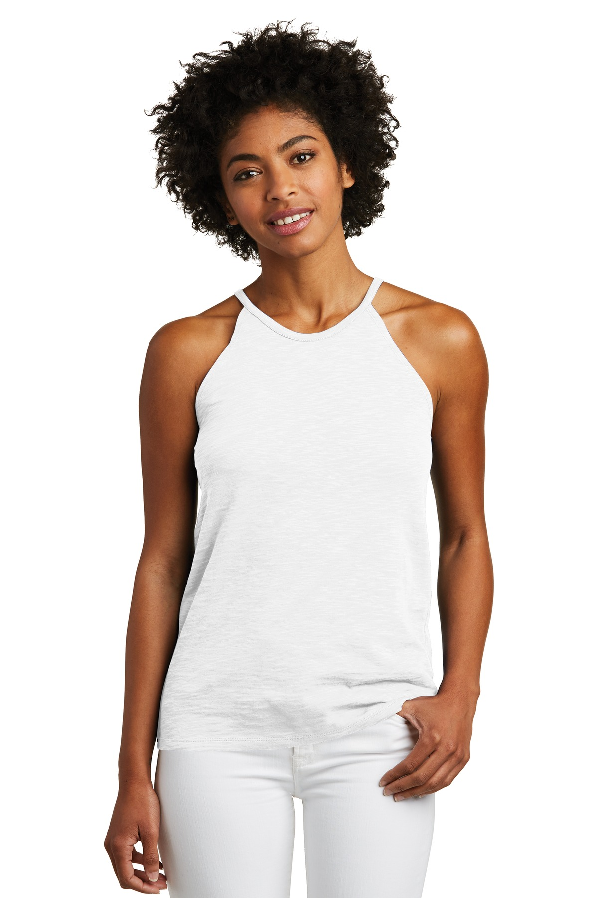 Alternative Women''s Weathered Slub Sporty Tank. AA6096