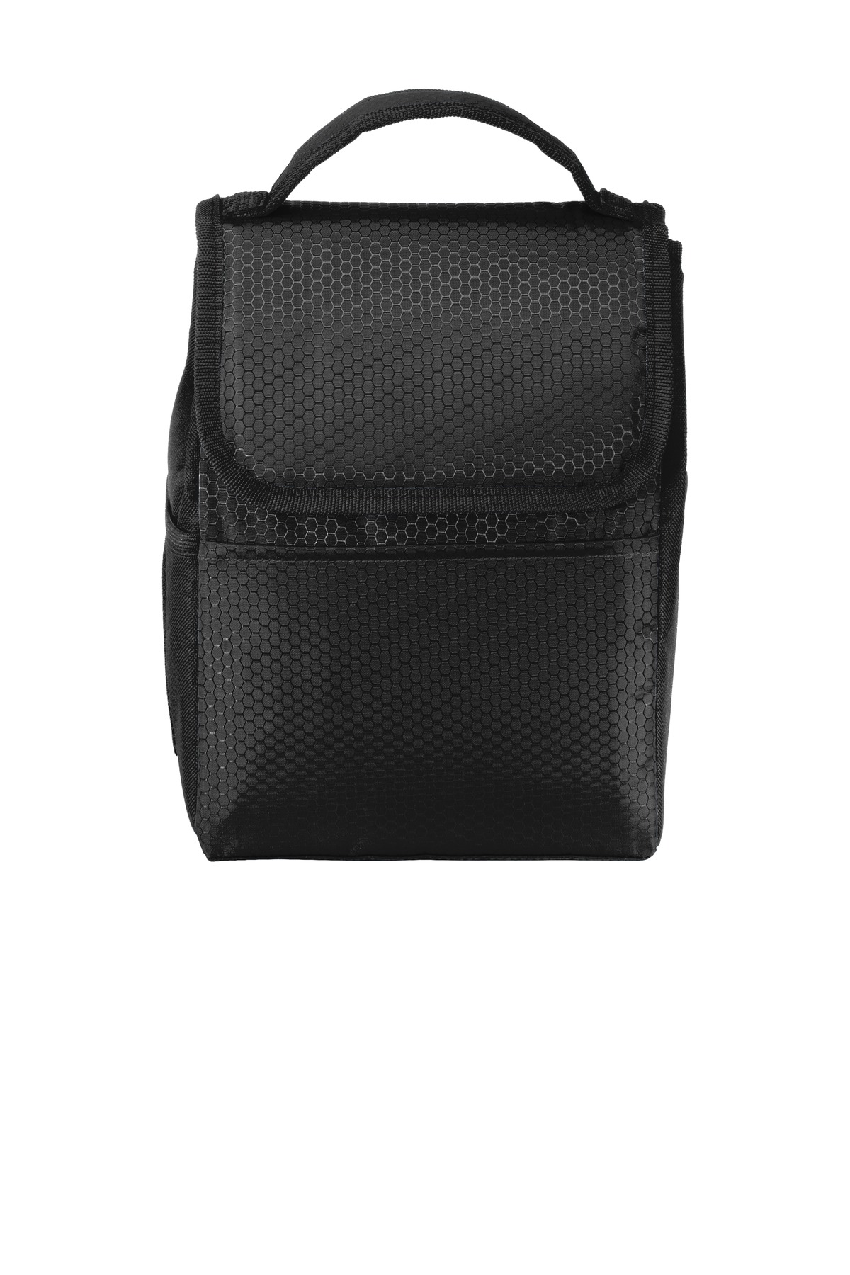 Port Authority ®  Lunch Bag Cooler. BG500 - Black/ Black