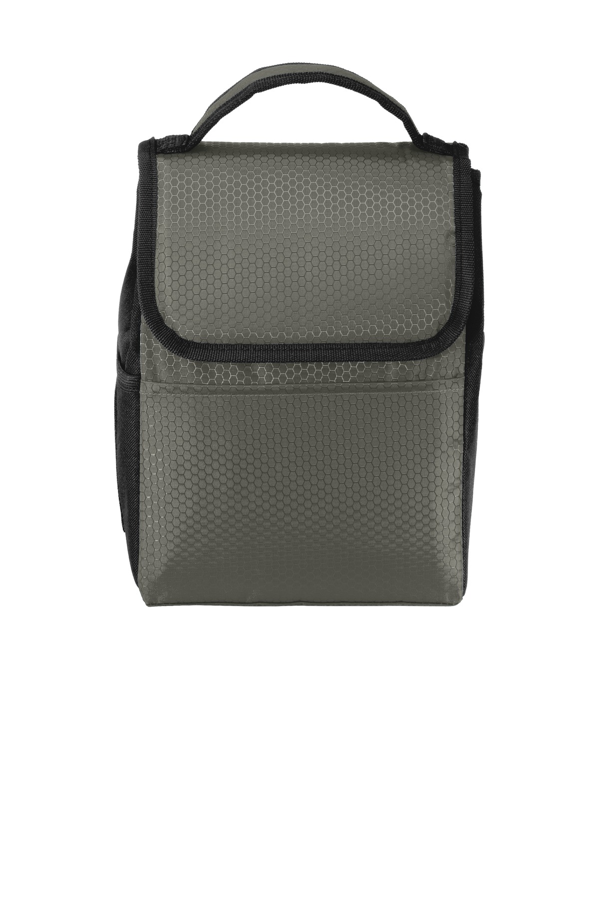 Port Authority ®  Lunch Bag Cooler. BG500 - Grey/ Black