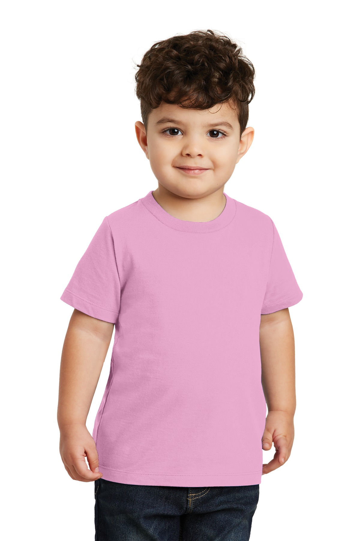 Port & Company  ®  Toddler Fan Favorite Tee. PC450TD - Candy Pink