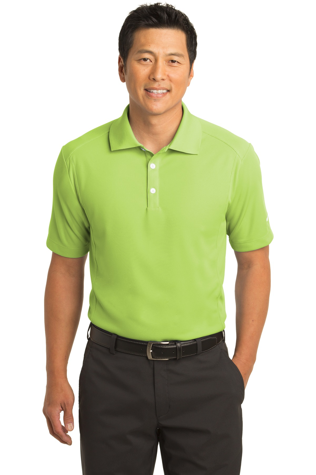 Nike Dri-FIT Classic Polo.  267020 - Vivid Green