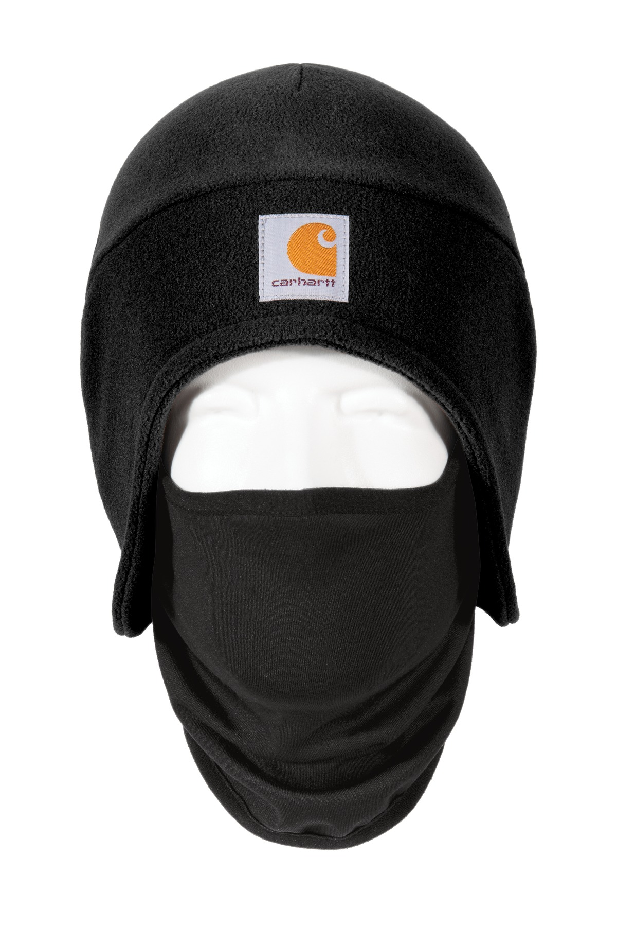 Carhartt  ®  Fleece 2-In-1 Headwear. CTA202 - Black