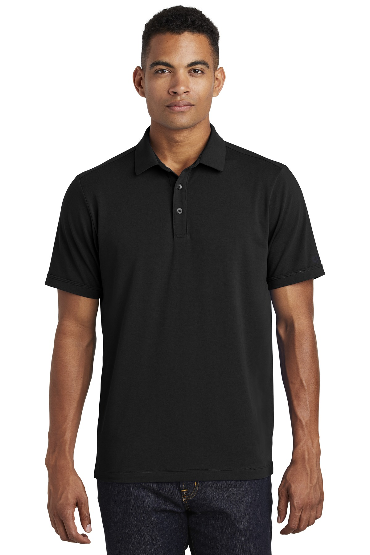OGIO  ®  Limit Polo. OG138 - Blacktop