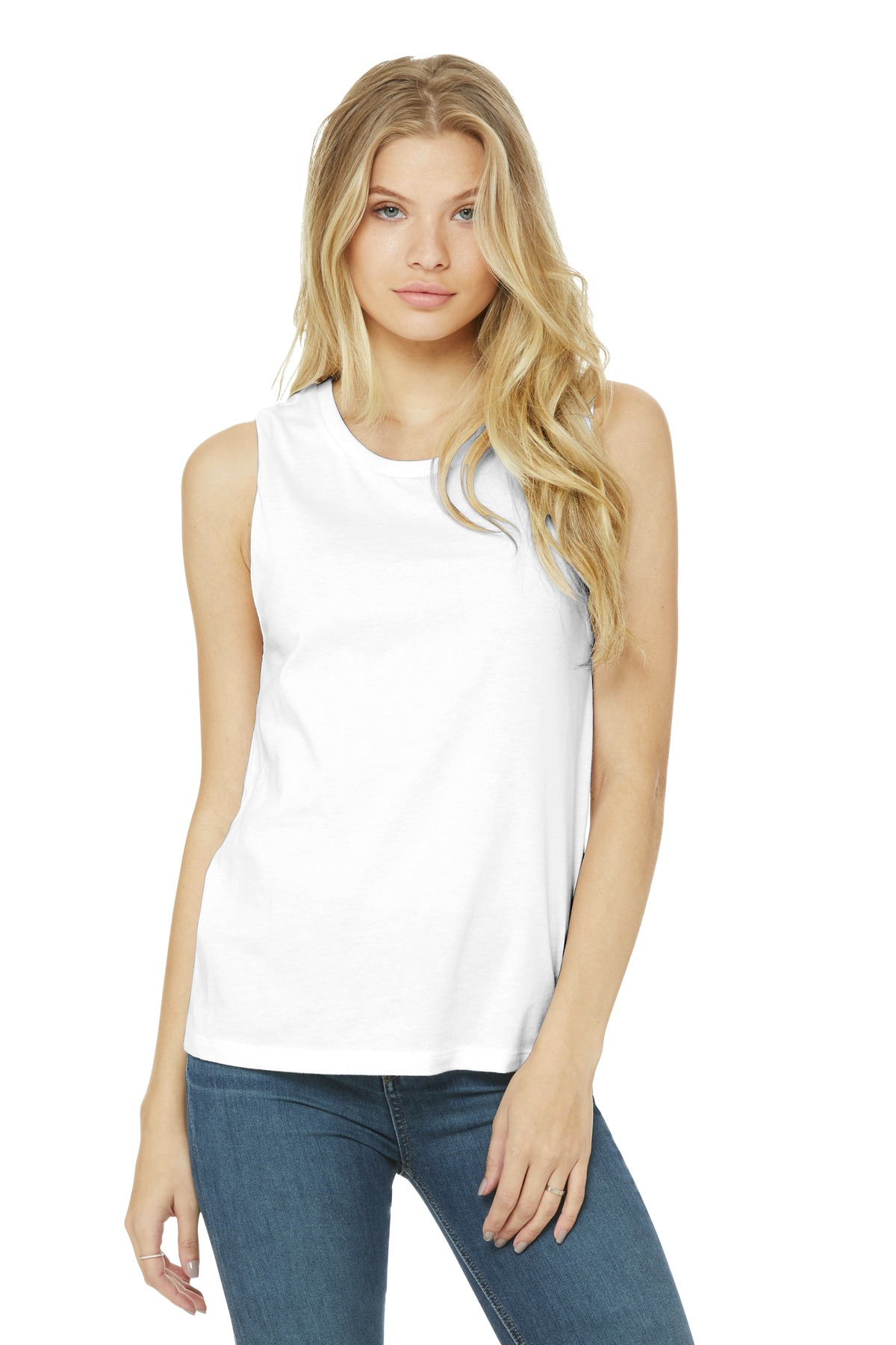 BELLA+CANVAS Women''s Jersey Muscle Tank. BC6003