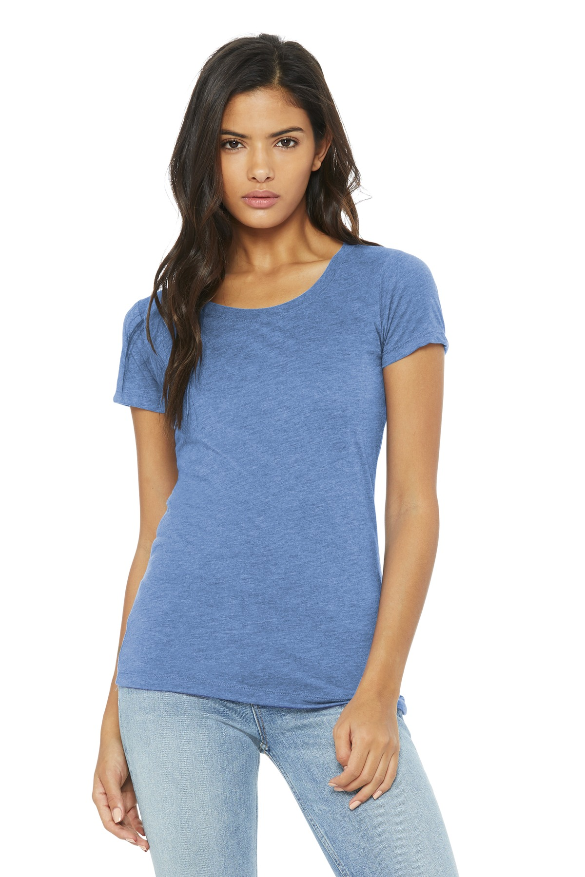BELLA+CANVAS Women''s Triblend Short Sleeve Tee. BC8413