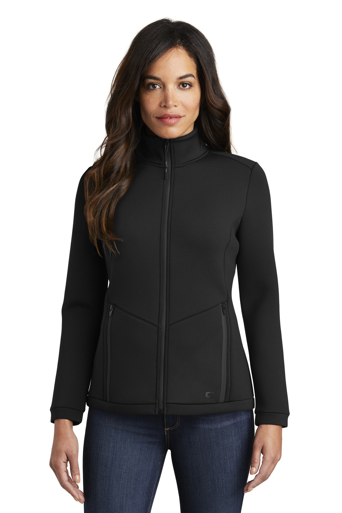 OGIO Ladies Axis Bonded Jacket. LOG724