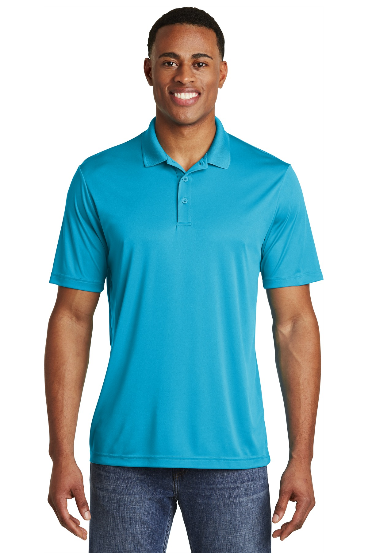 Sport-Tek  ®  PosiCharge  ®  Competitor  ™  Polo. ST550 - Atomic Blue