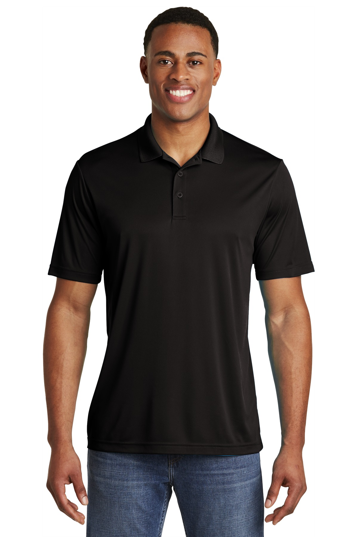 Sport-Tek  ®  PosiCharge  ®  Competitor  ™  Polo. ST550 - Black