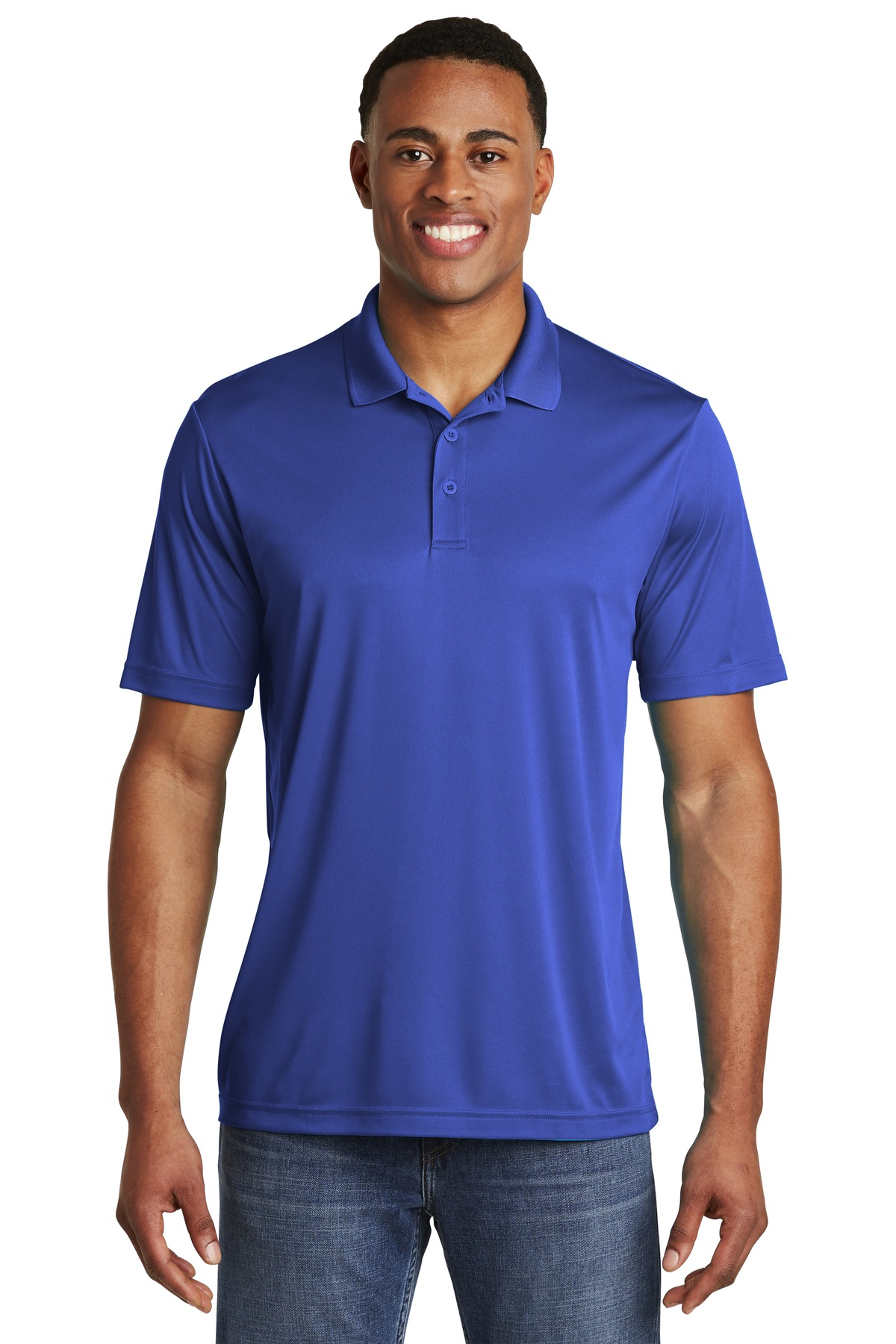 Sport-Tek  ®  PosiCharge  ®  Competitor  ™  Polo. ST550 - True Royal