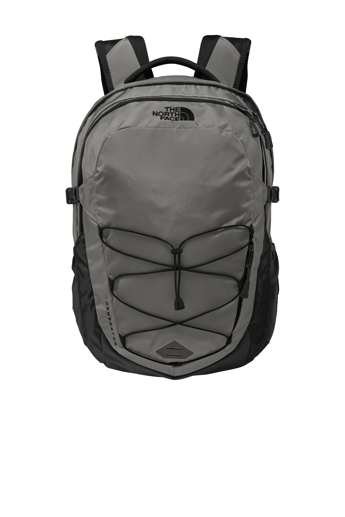 The North Face  ®  Generator Backpack. NF0A3KX5 - Zinc Grey Heather/ TNF Black
