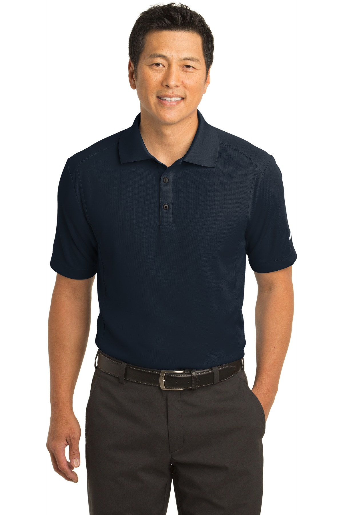 Nike Dri-FIT Classic Polo.  267020 - Midnight Navy