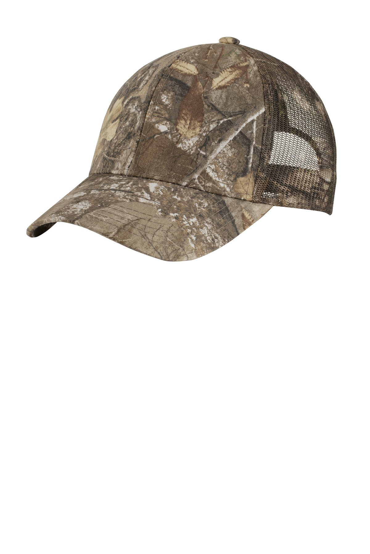 Port Authority ®  Pro Camouflage Series Cap with Mesh Back.  C869 - Realtree Edge