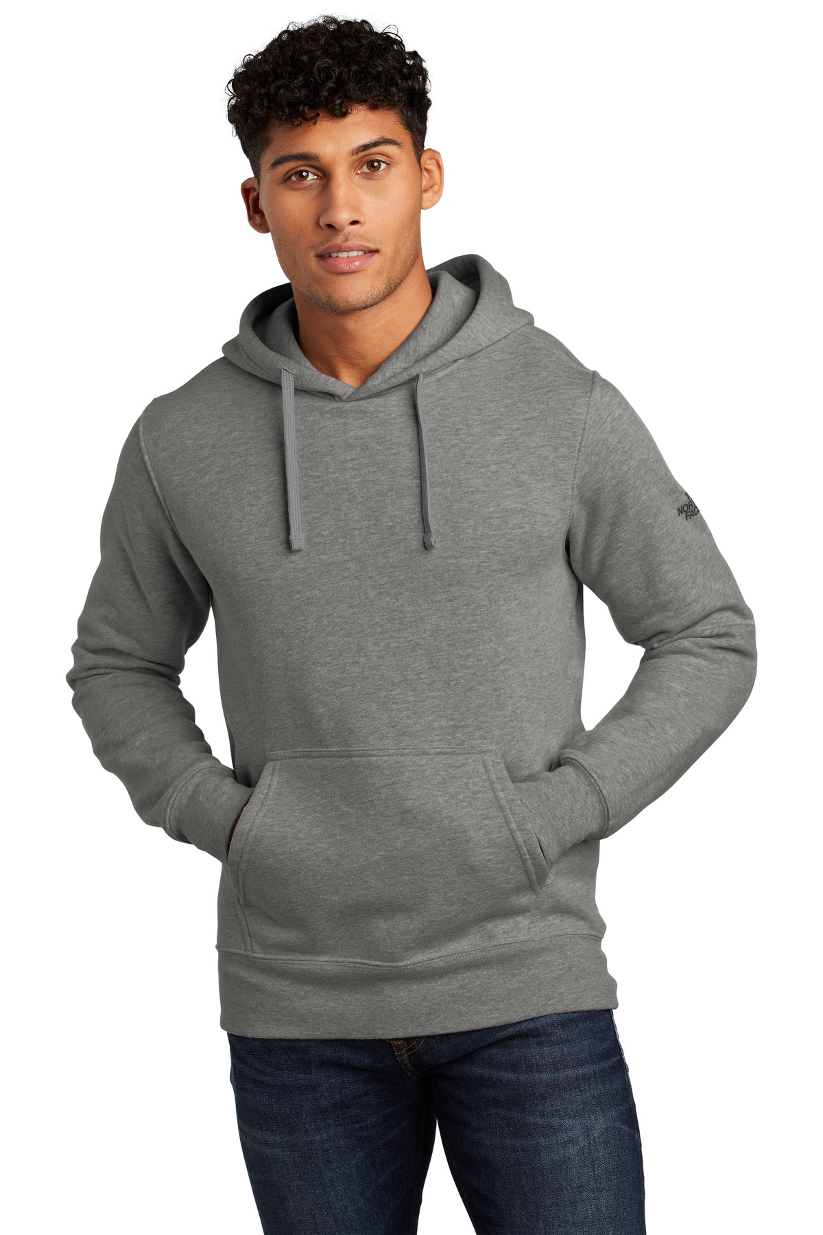 The North Face  ®  Pullover Hoodie NF0A47FF - TNF Medium Grey Heather