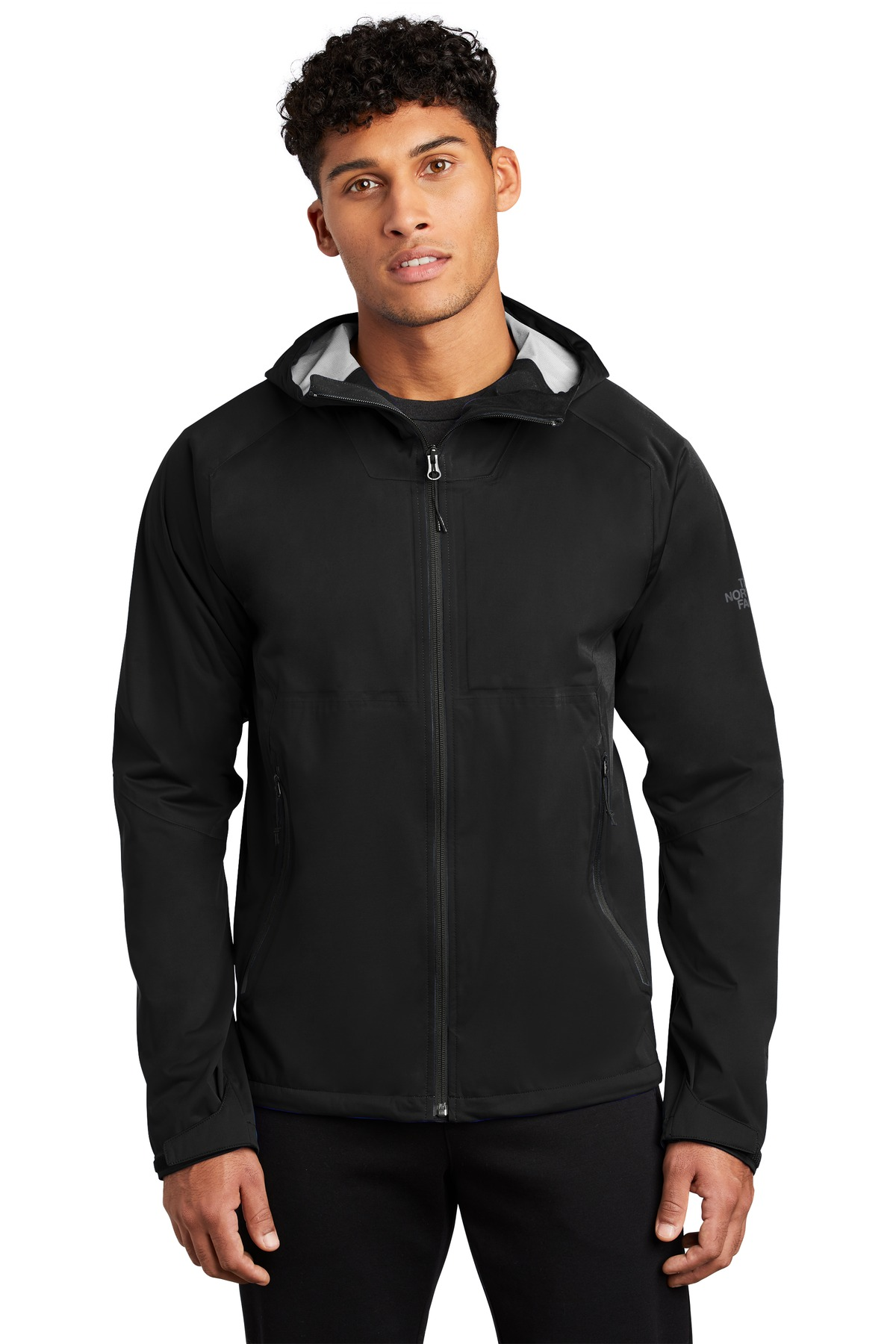 The North Face  ®  All-Weather DryVent  ™  Stretch Jacket NF0A47FG - TNF Black