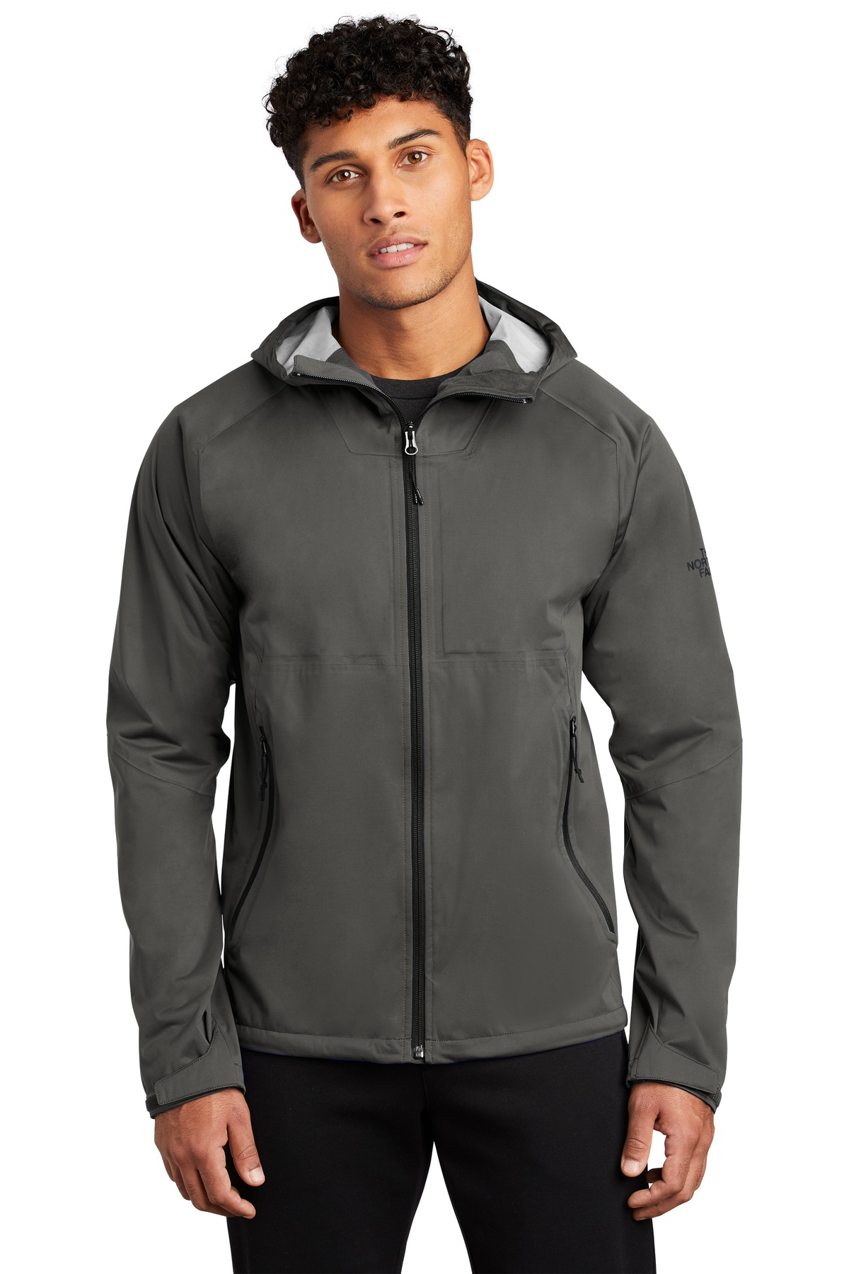The North Face  ®  All-Weather DryVent  ™  Stretch Jacket NF0A47FG - Asphalt Grey