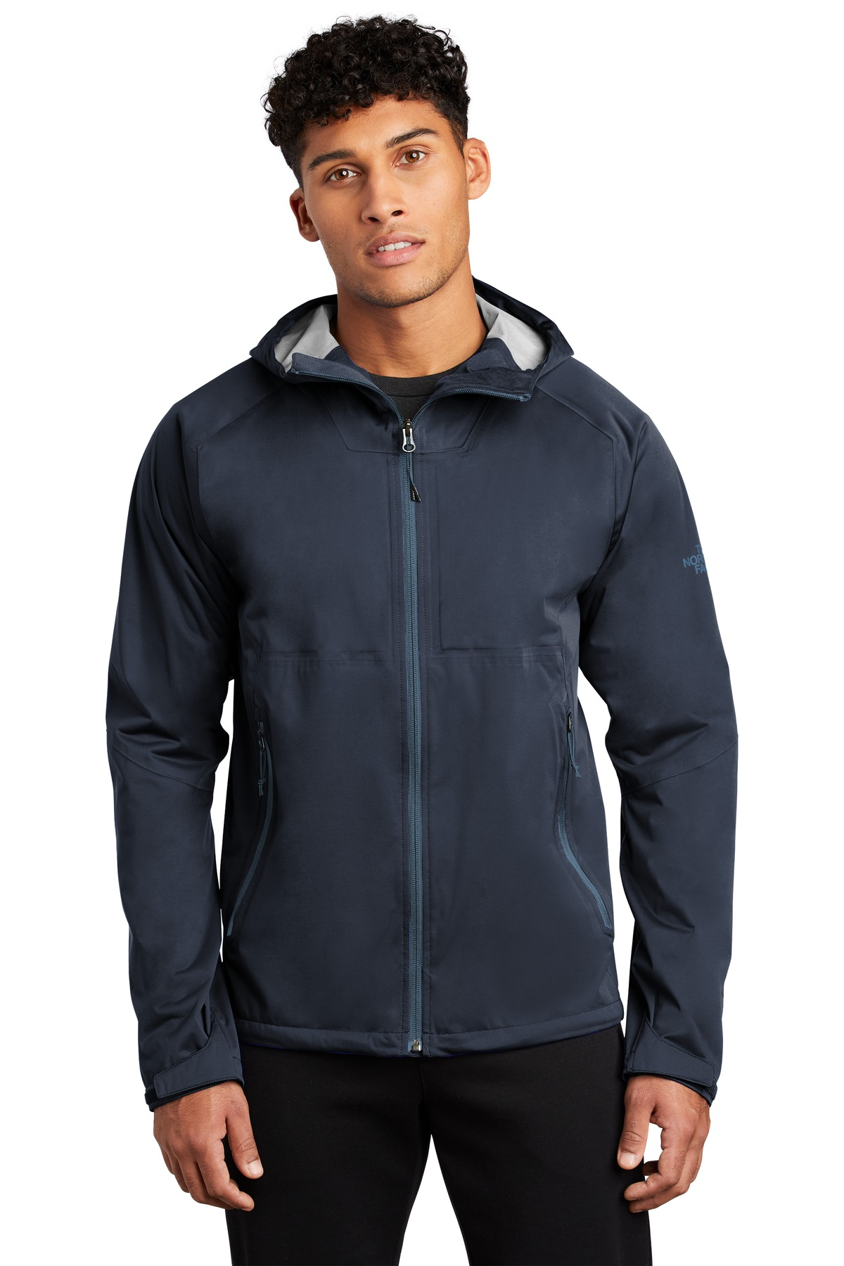 The North Face  ®  All-Weather DryVent  ™  Stretch Jacket NF0A47FG - Urban Navy