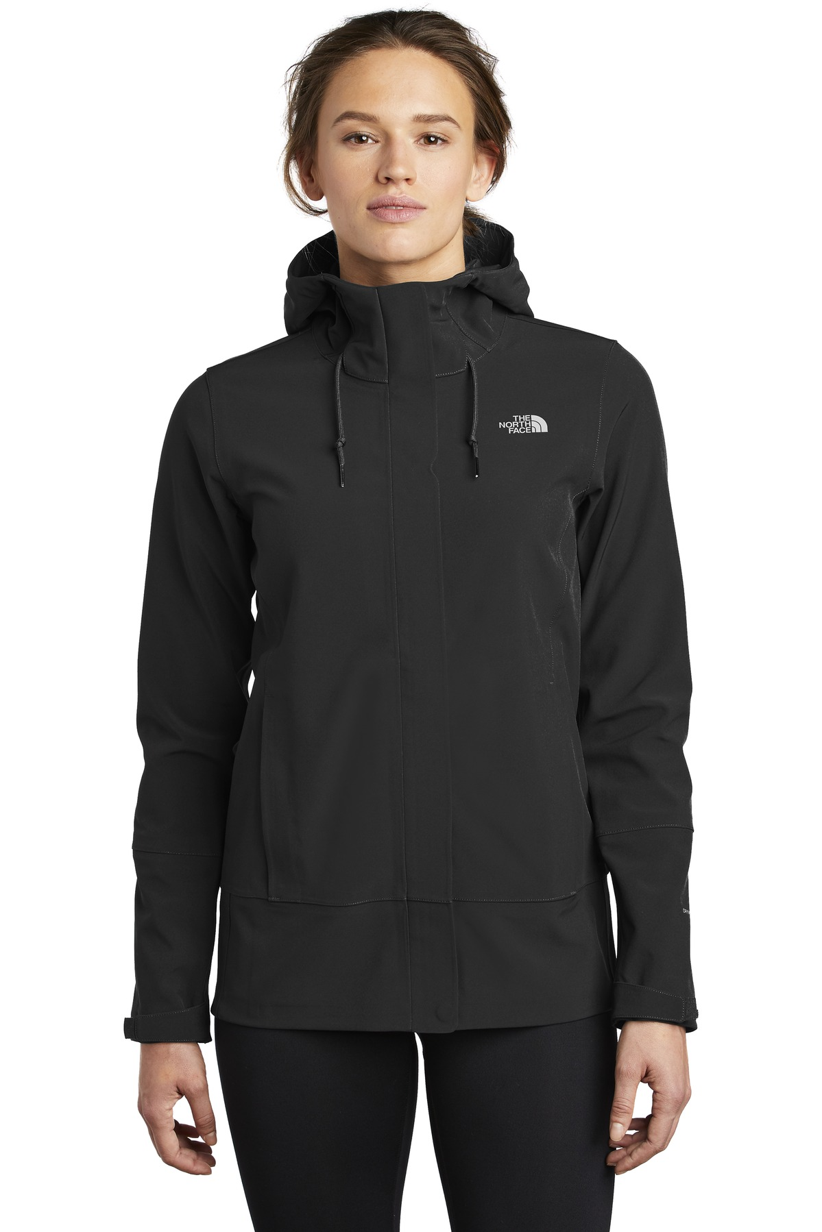 The North Face  ®  Ladies Apex DryVent  ™  Jacket NF0A47FJ - TNF Black