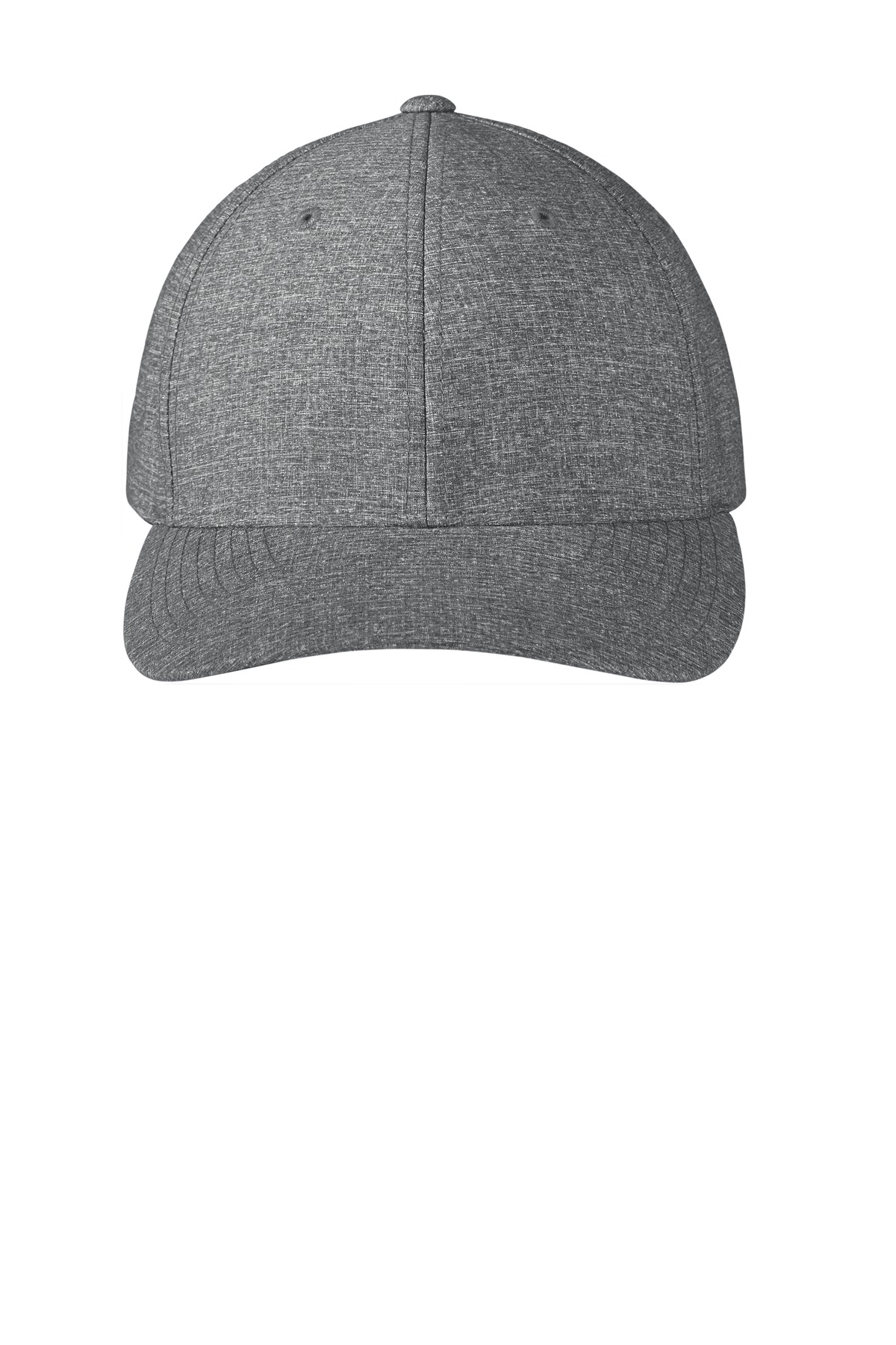 Port Authority  ®  Flexfit 110  ®  Performance Snapback Cap C301 - Heather Grey