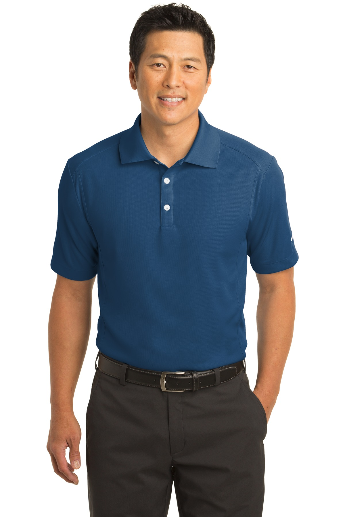 Nike Dri-FIT Classic Polo.  267020 - Court Blue