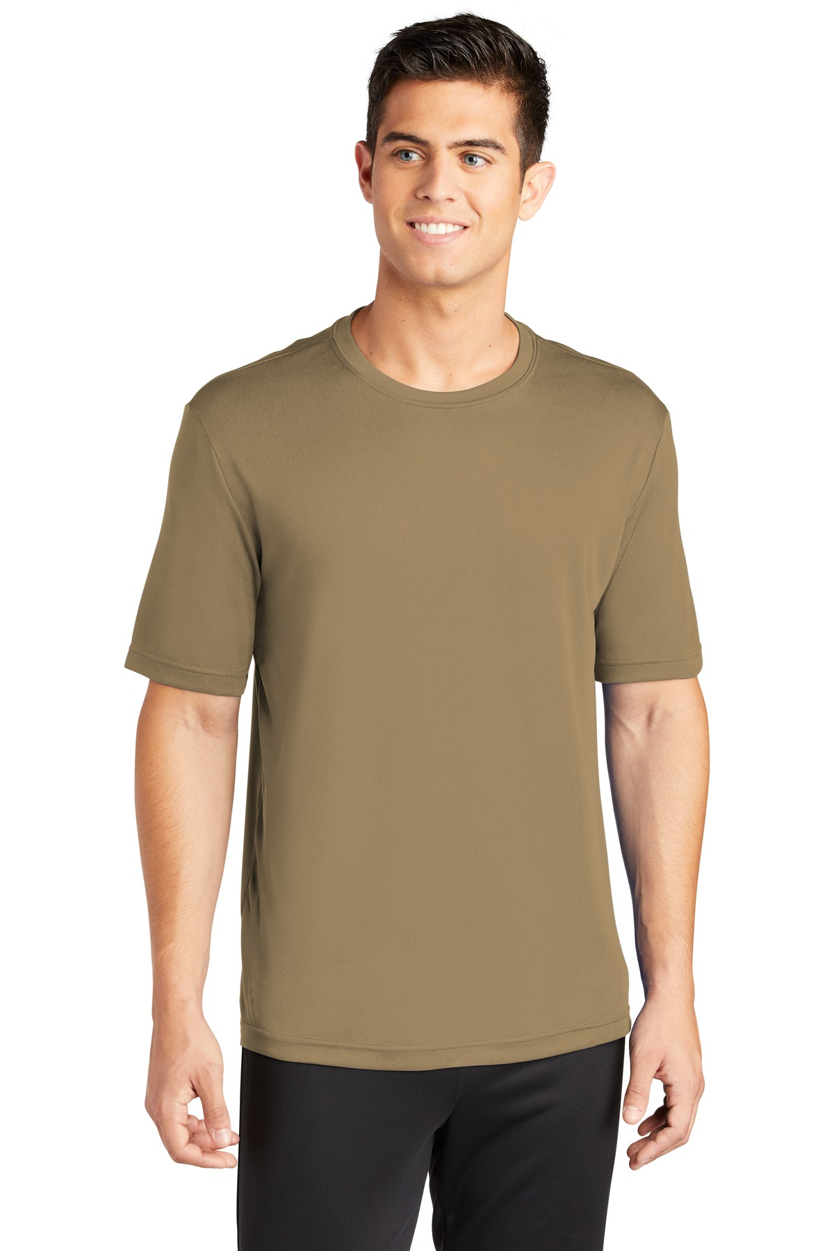 Sport-Tek ®  PosiCharge ®  Competitor™ Tee. ST350 - Coyote Brown