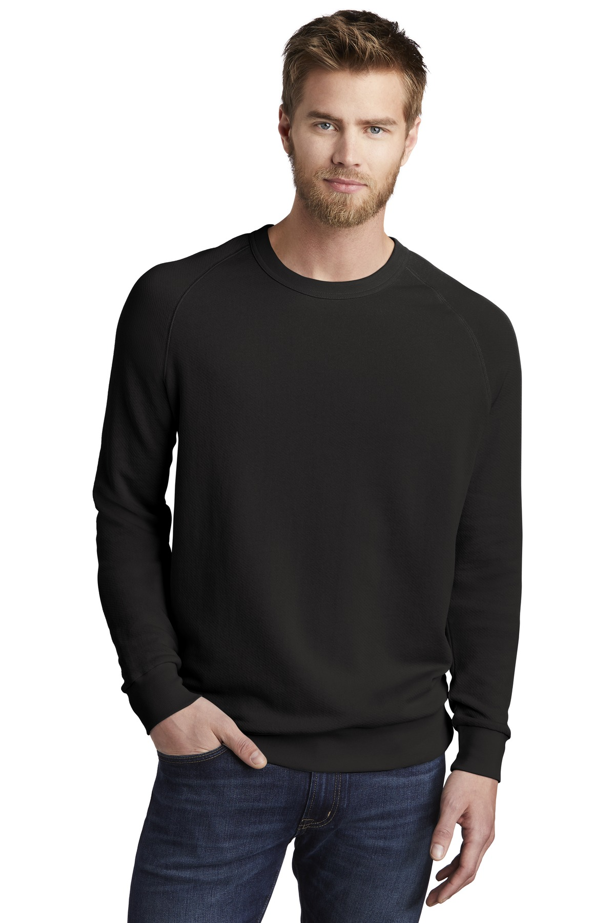 Alternative Washed Terry Champ AA9575WT - Black
