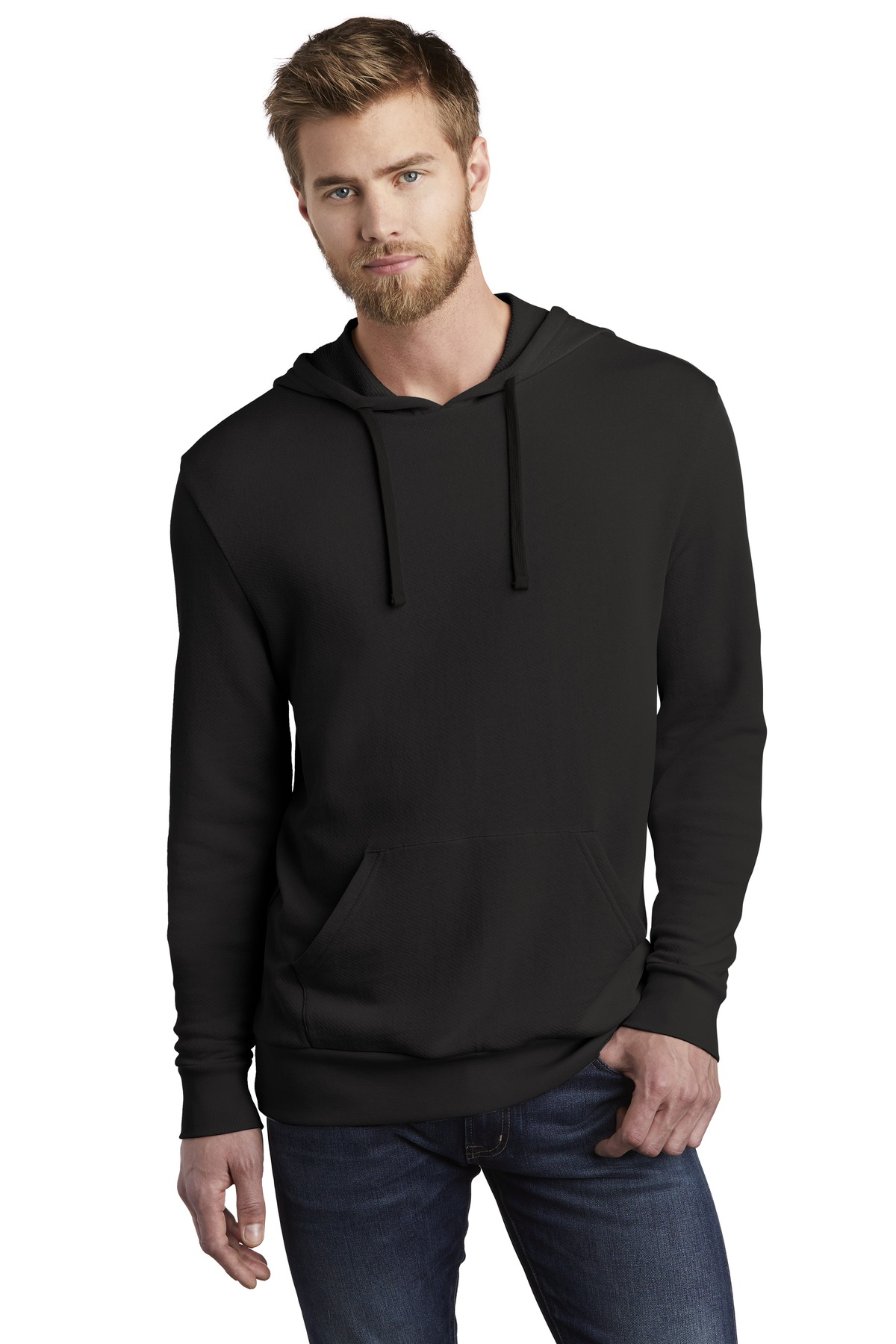 Alternative Washed Terry Challenger AA9595WT - Black
