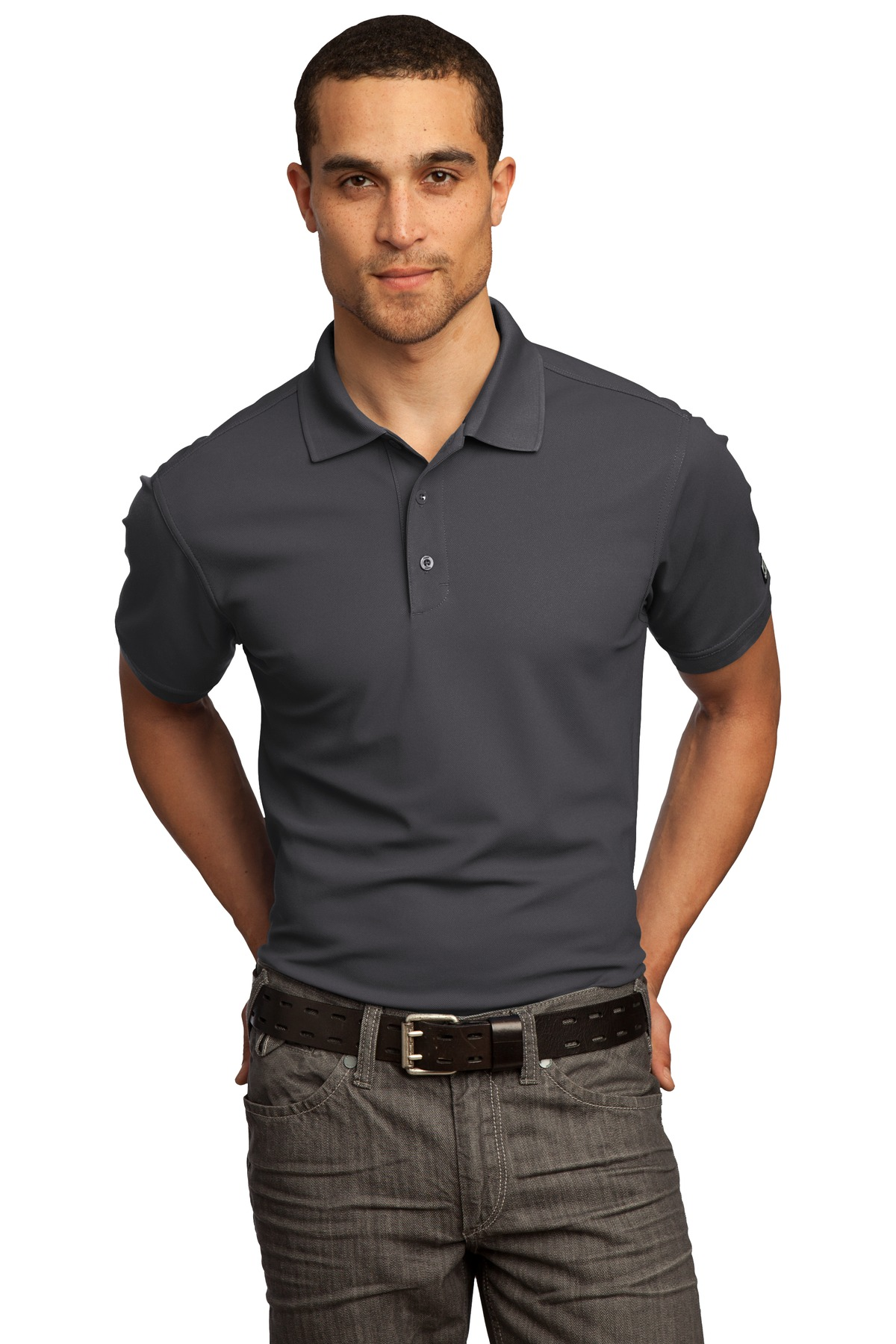 OGIO ®  - Caliber2.0 Polo. OG101 - Diesel Grey